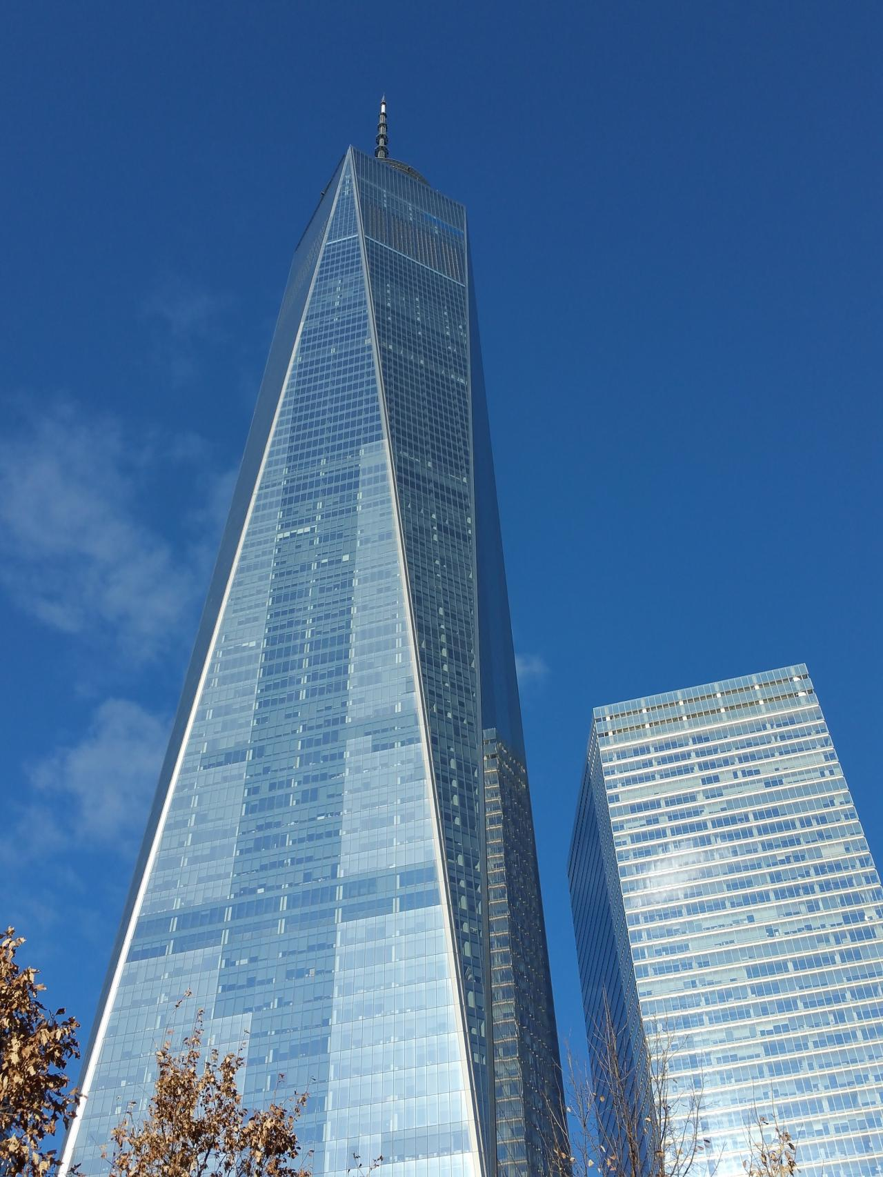 Free photo: Low Angle View of Skyscrapers Against Sky - sky ...