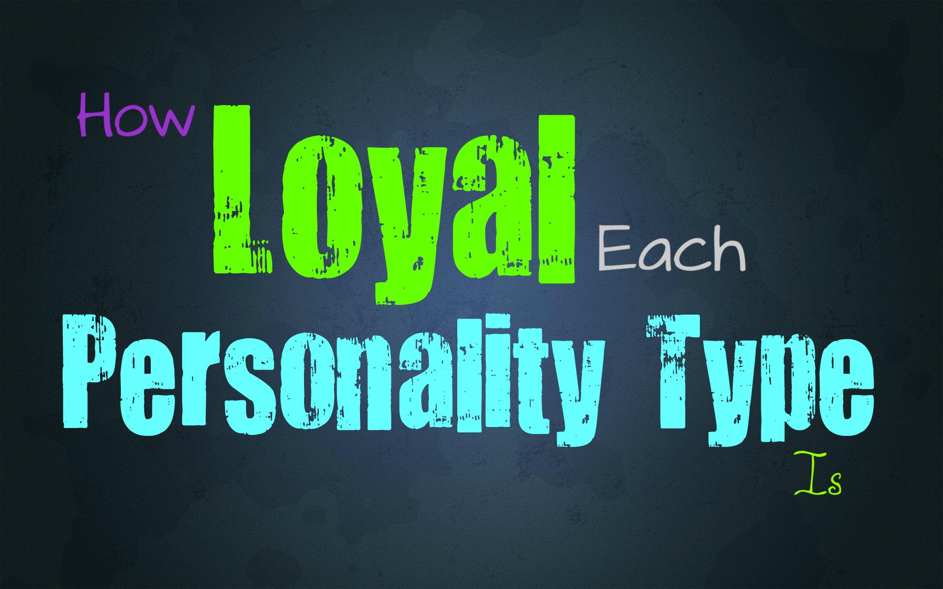 Loyal photo
