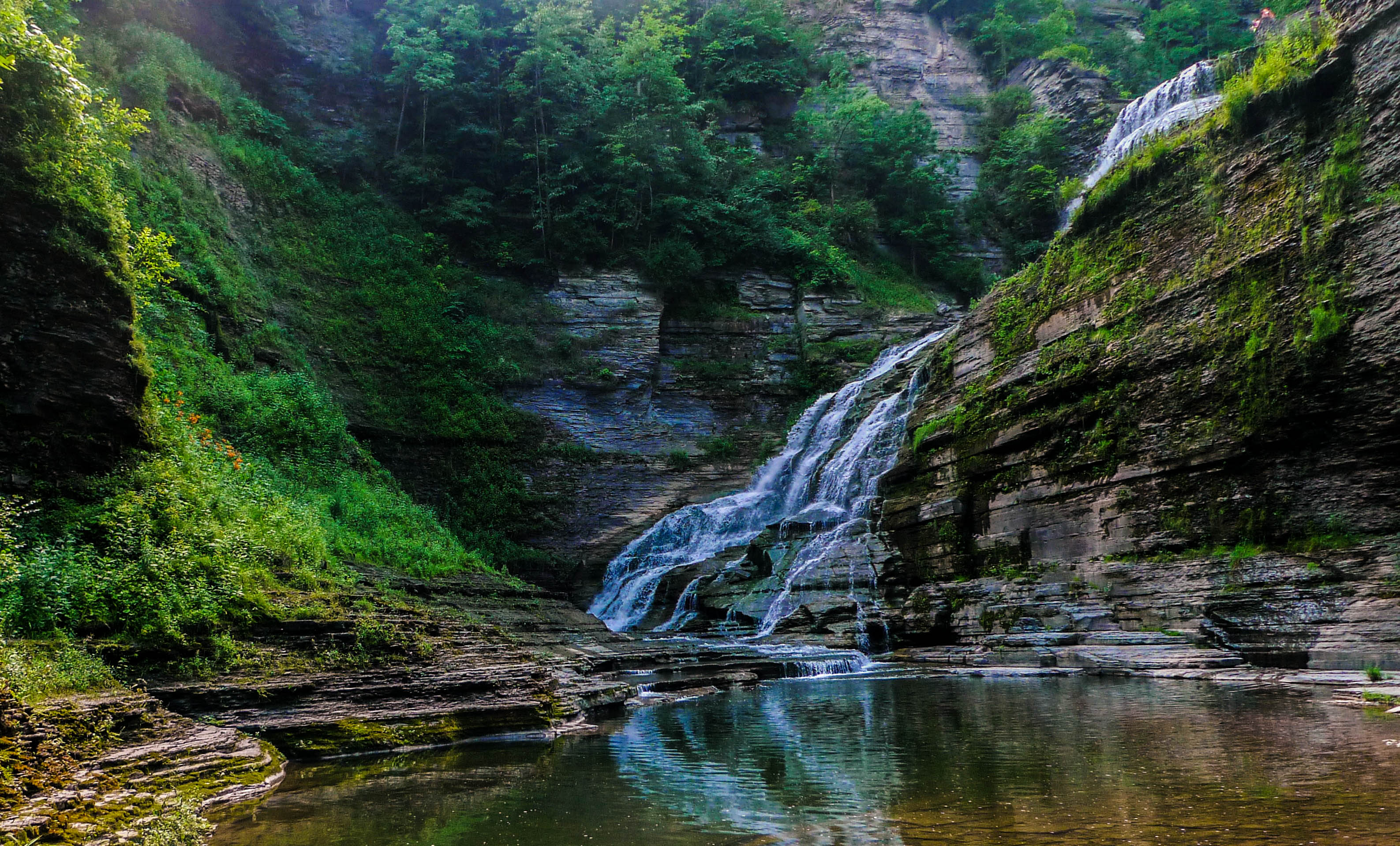 Lucifer Falls 4 (1 of 1) | Ithaca in Photos