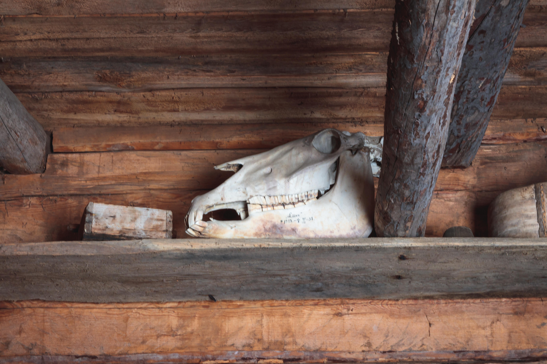 Lukkarin puustelli museo, loppi, finland photo