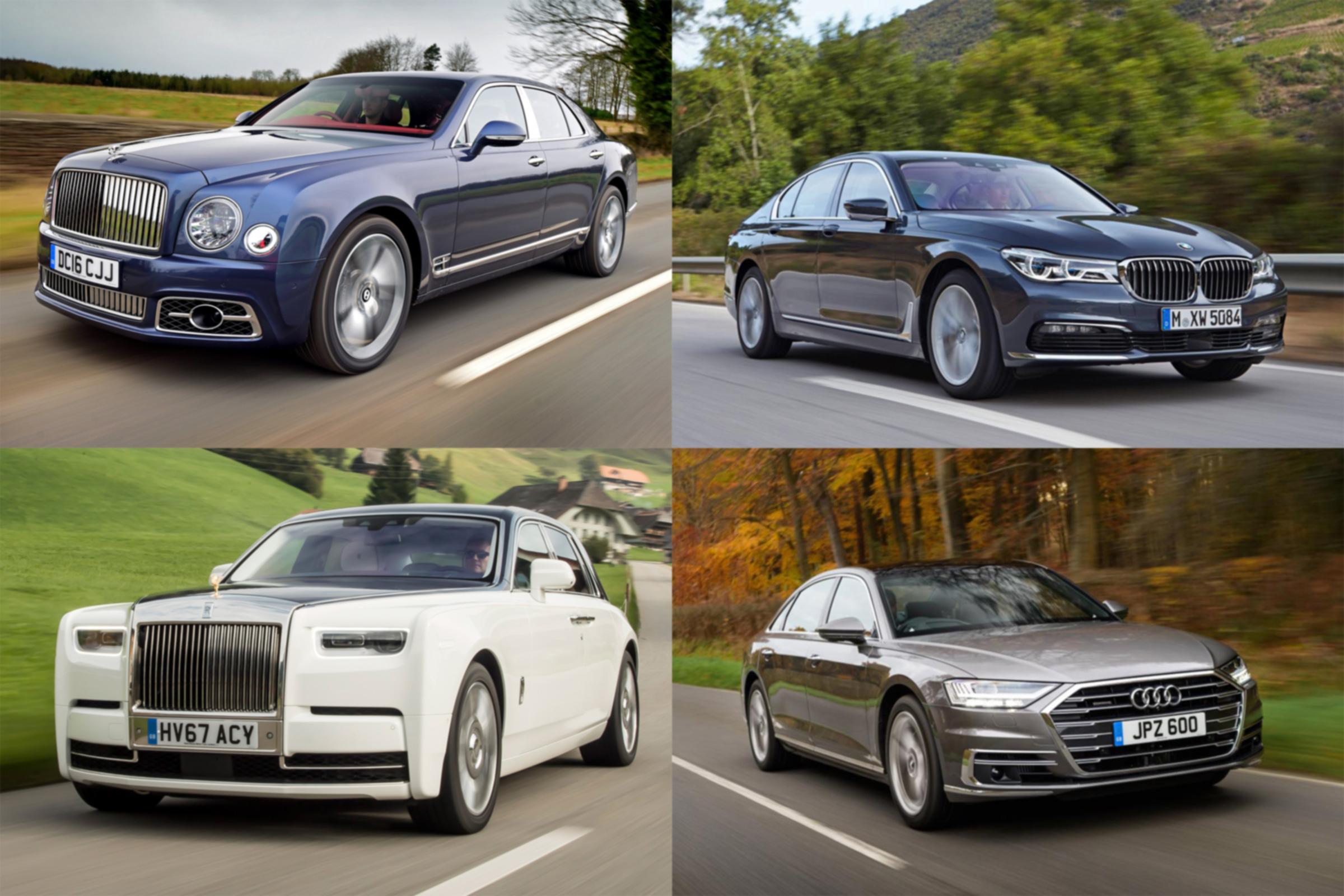 Luxurious car photo