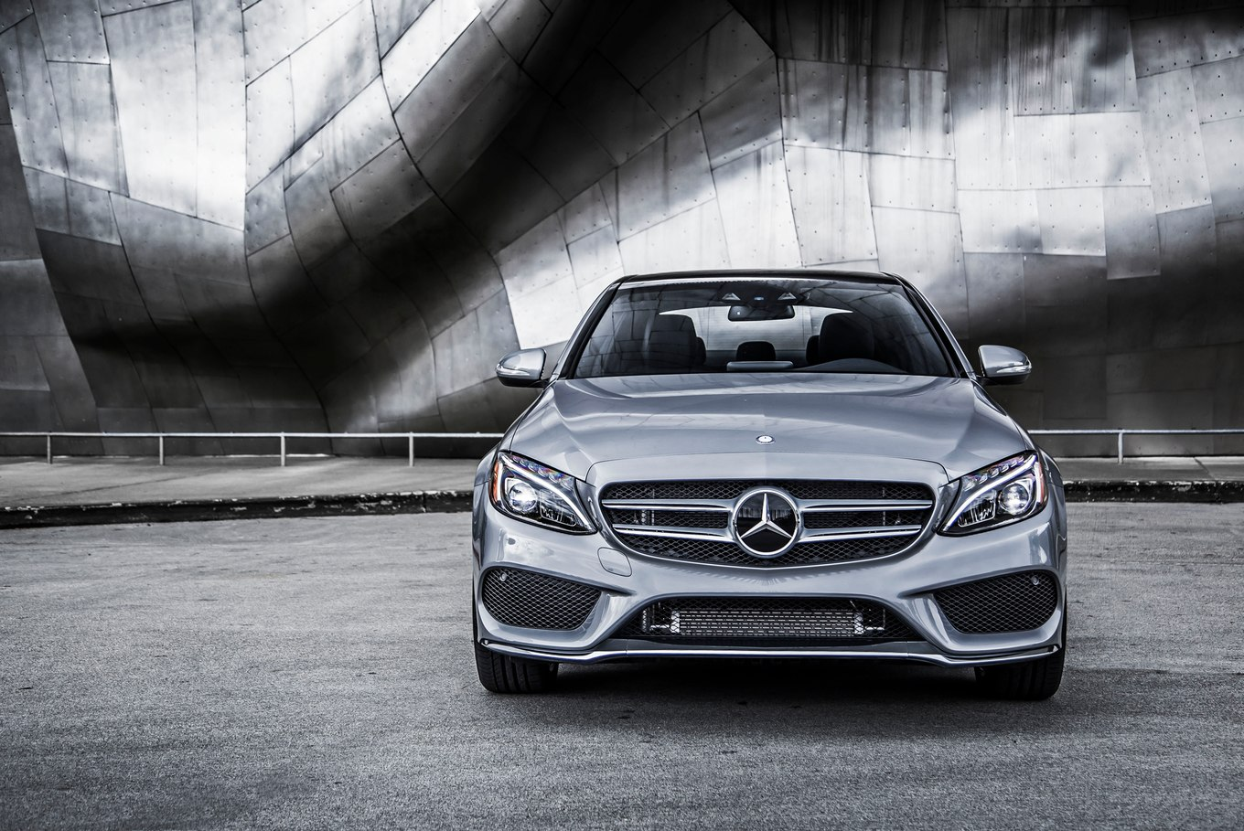 2015 Mercedes-Benz C300 4Matic First Test - Motor Trend