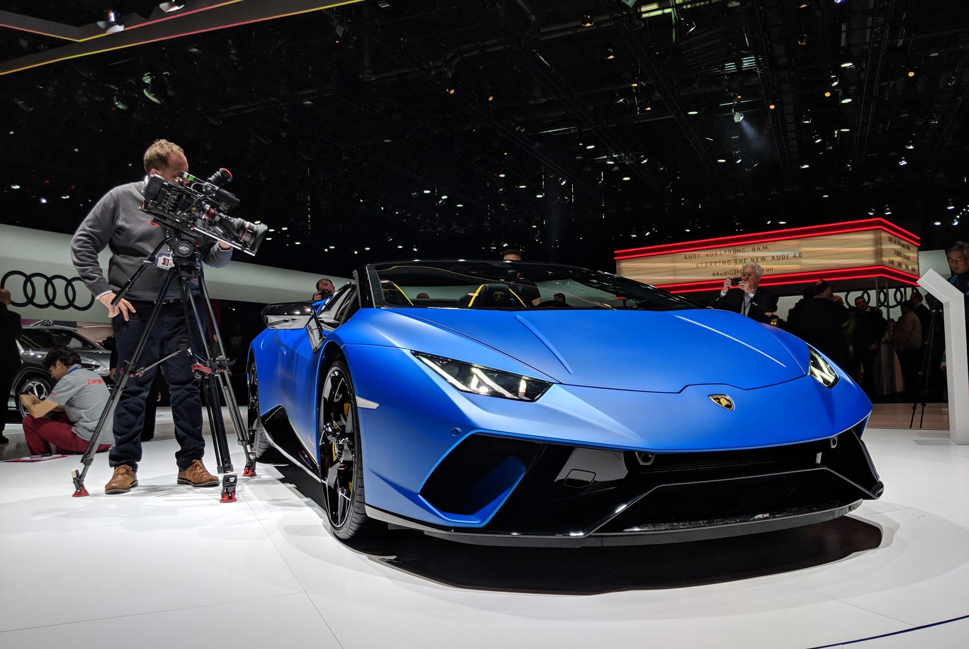 Best Cars of the 2018 Geneva Motor Show • Gear Patrol