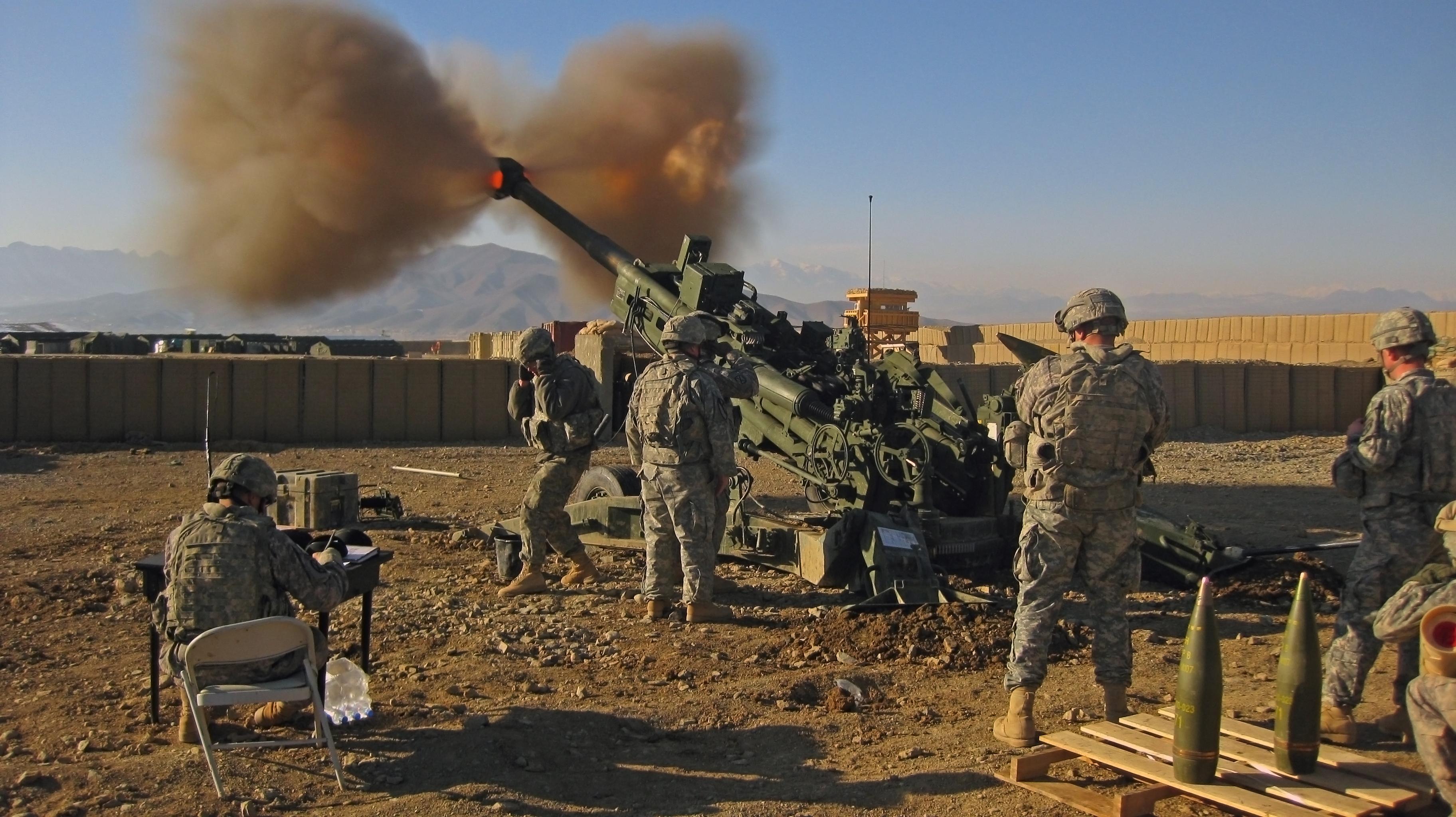 M777 howitzer - Wikipedia