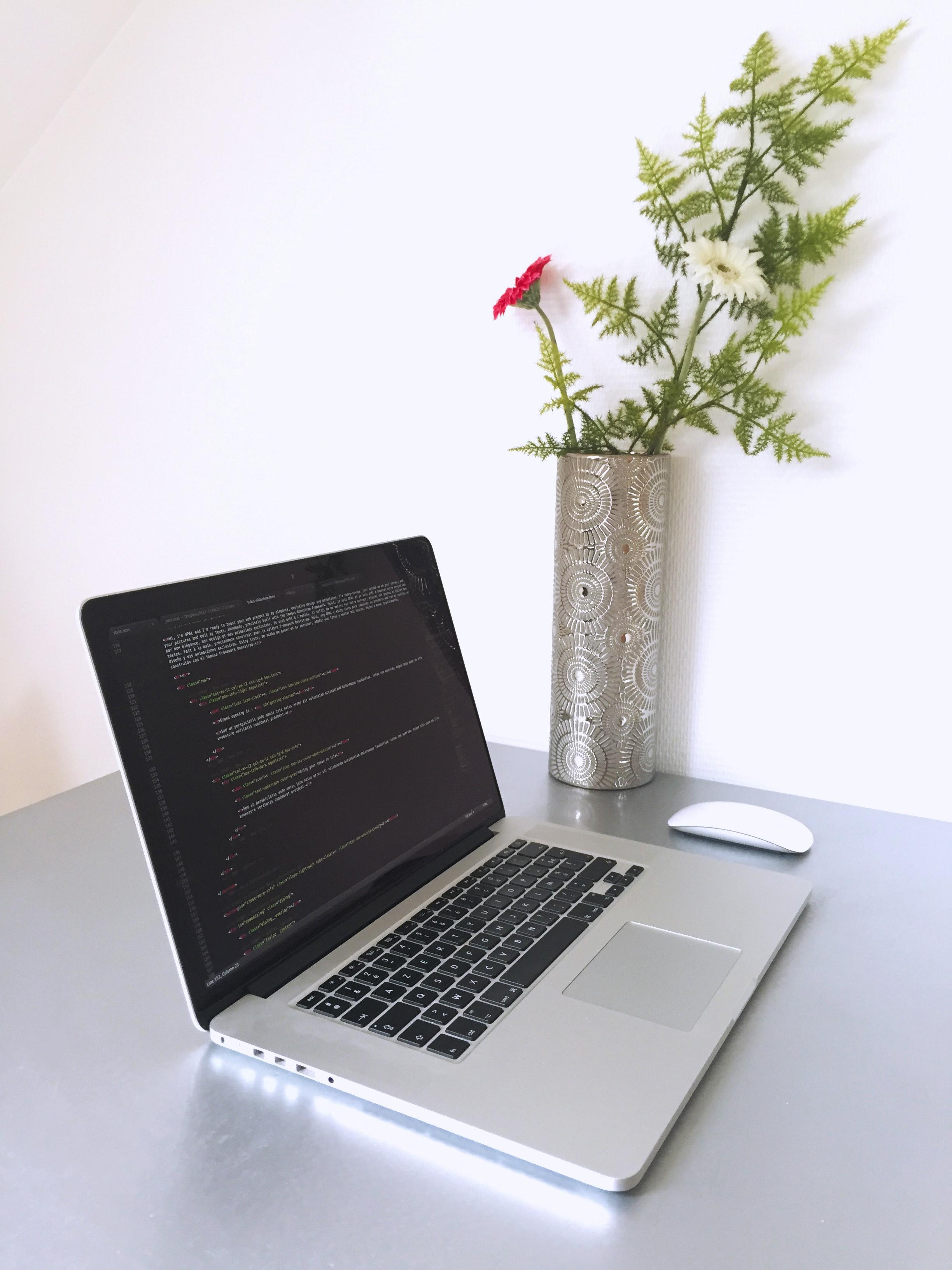 Macbook Pro, Code, Coding, Computer, Laptop, HQ Photo