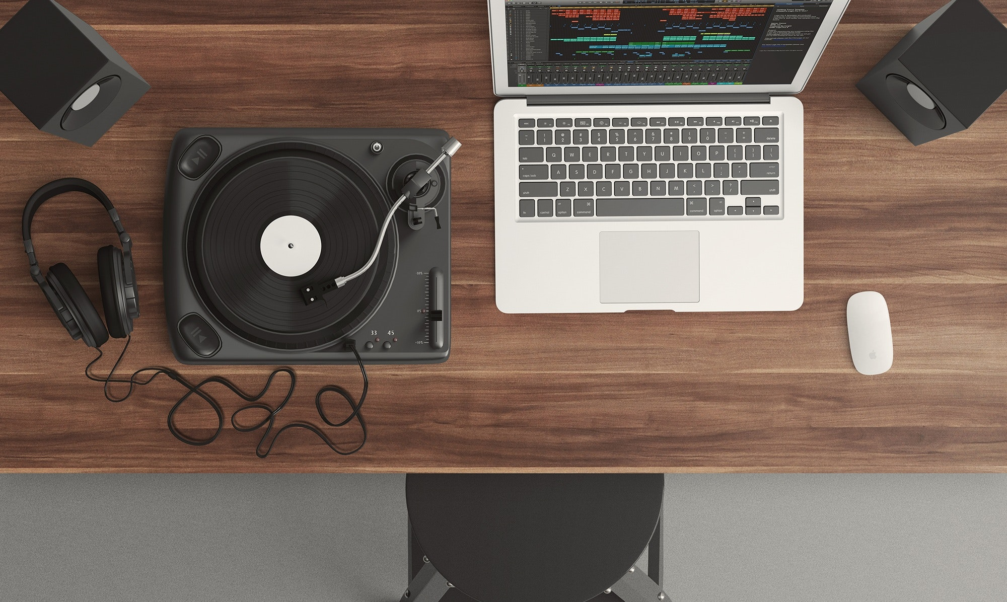 Macbook white photo