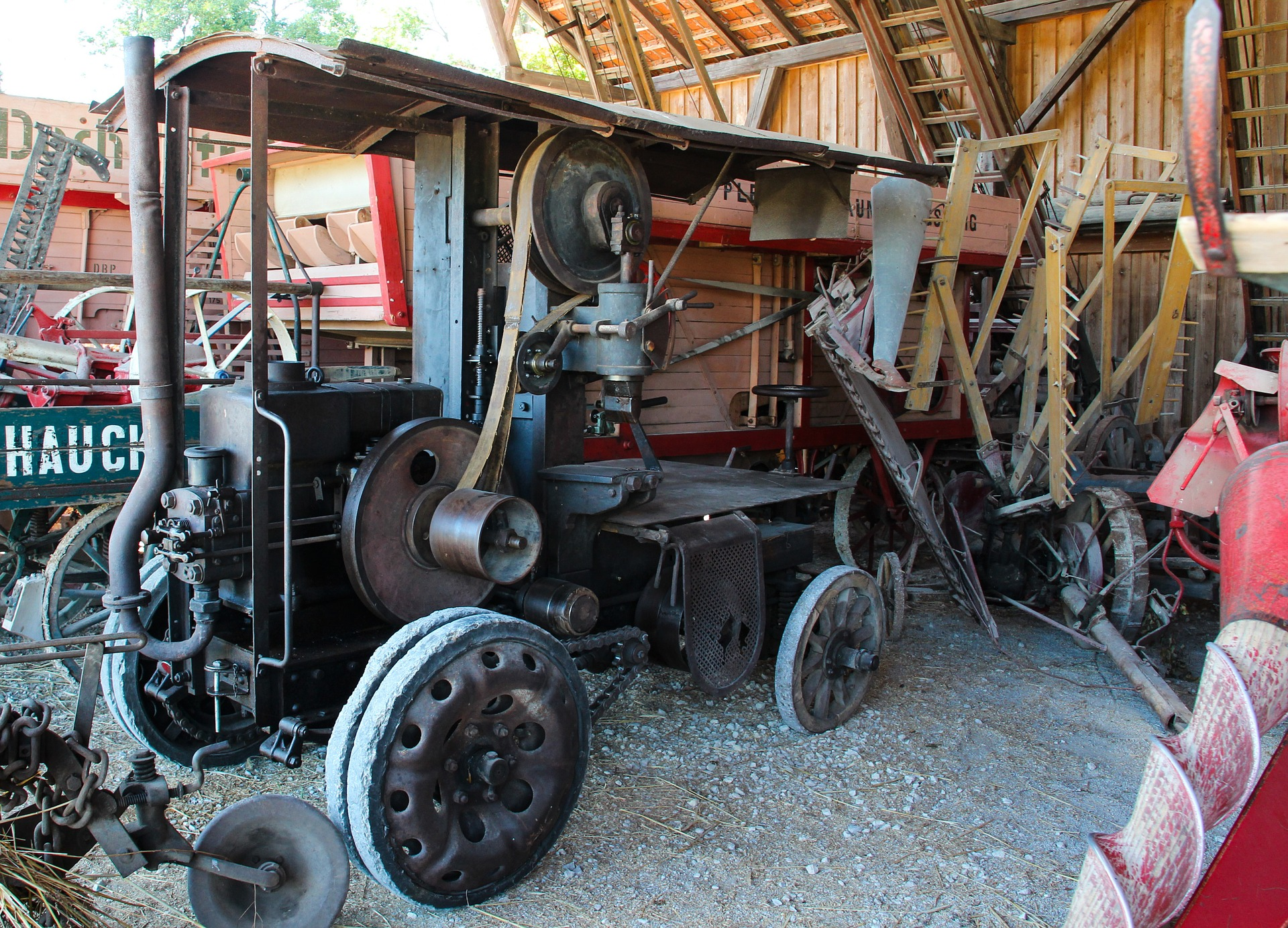 Machinery photo