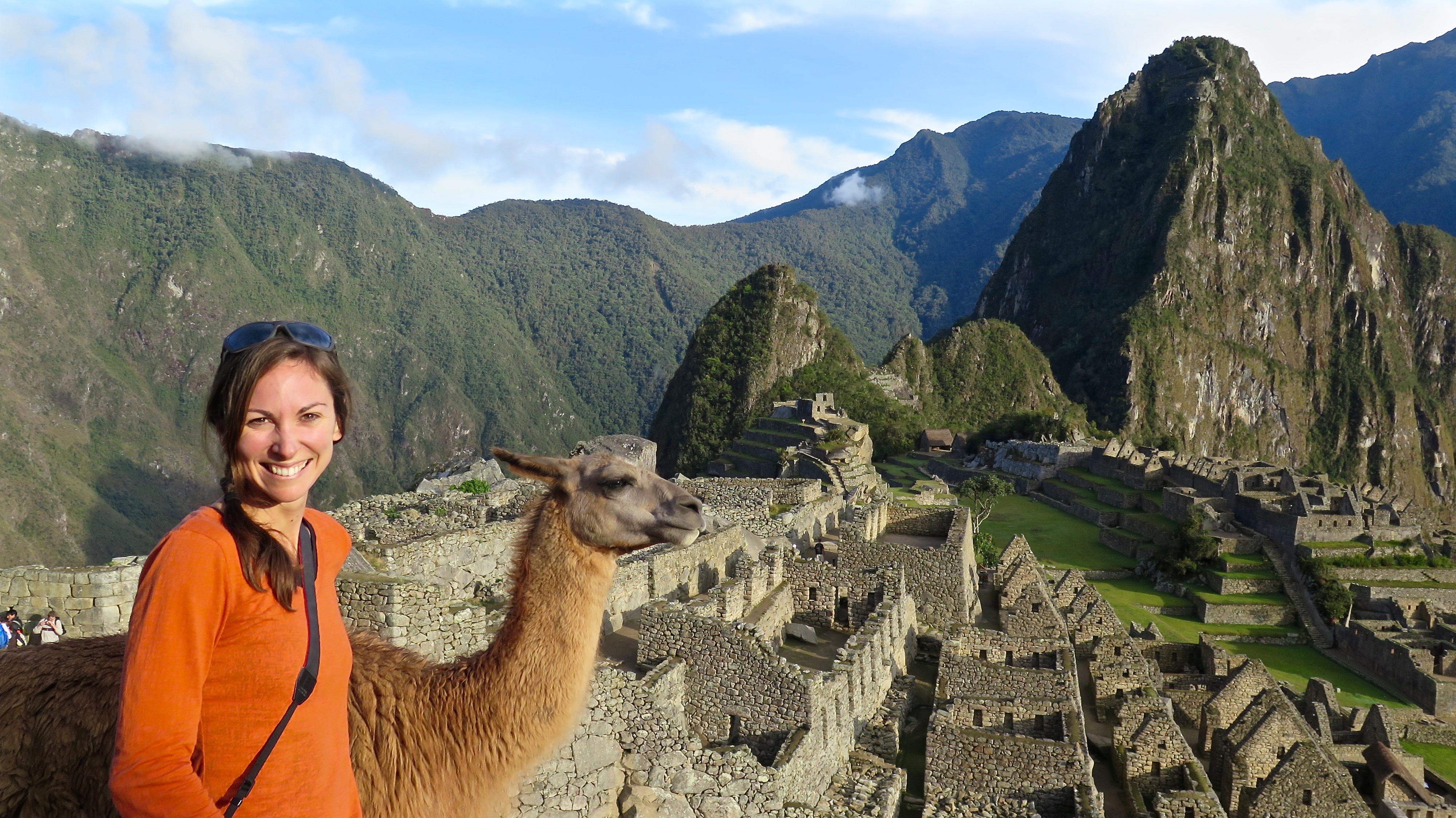 Who's That Llama in Machu Picchu? | Traveling the Americas