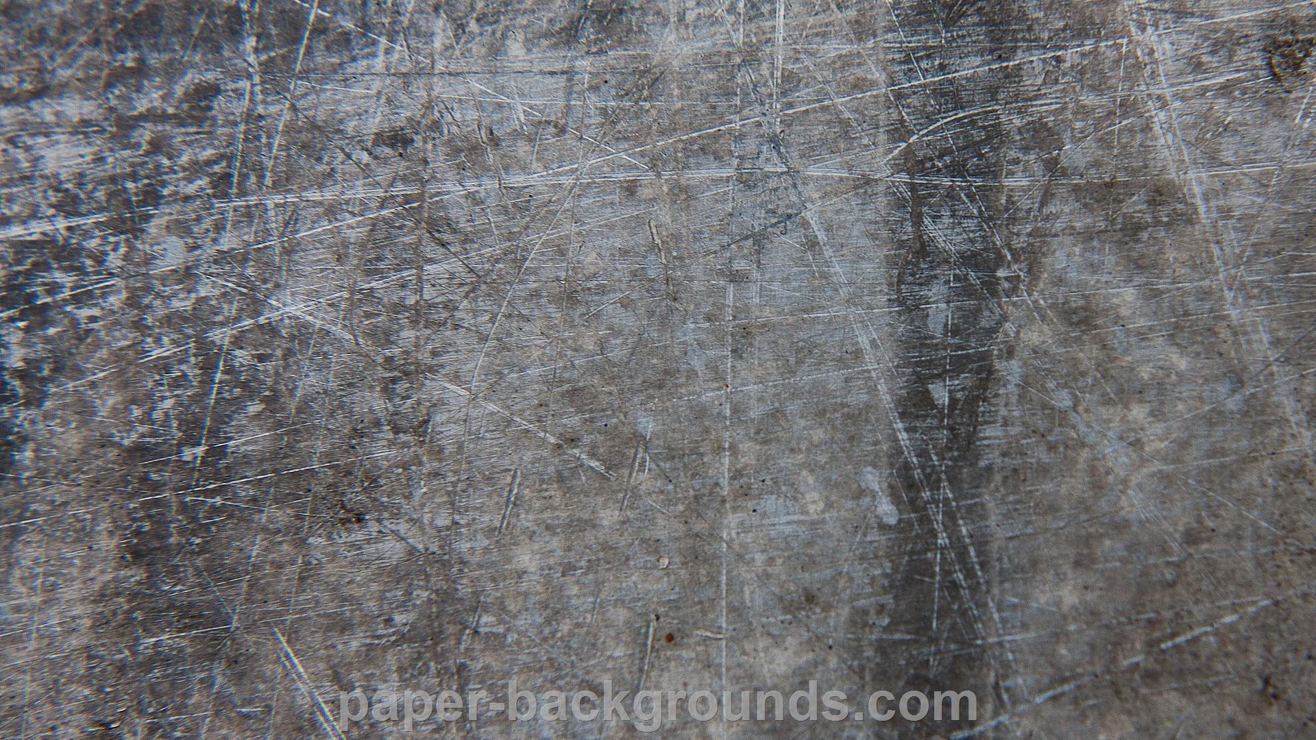 Macro metal scratches photo