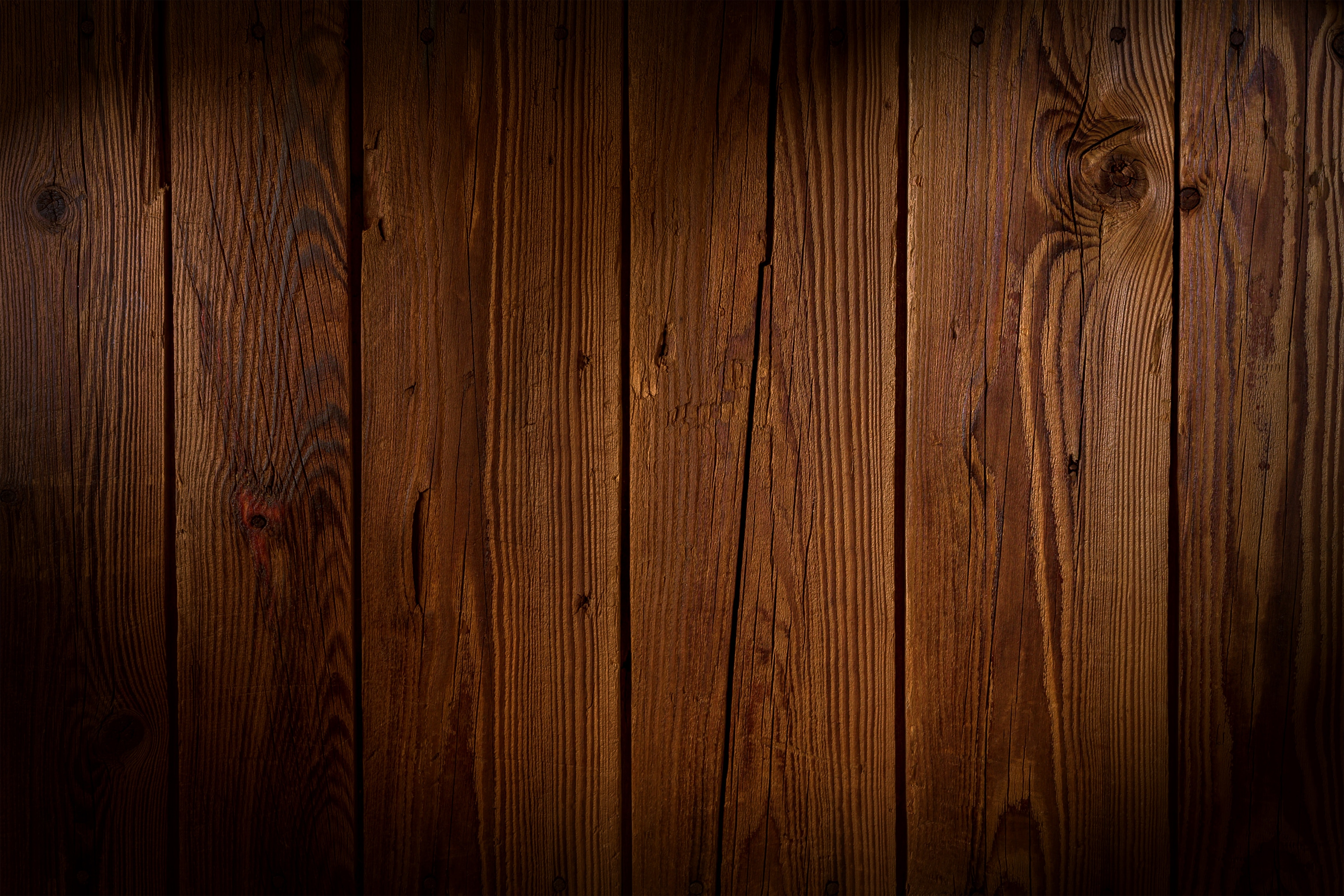 Macro shot of wooden planks photo