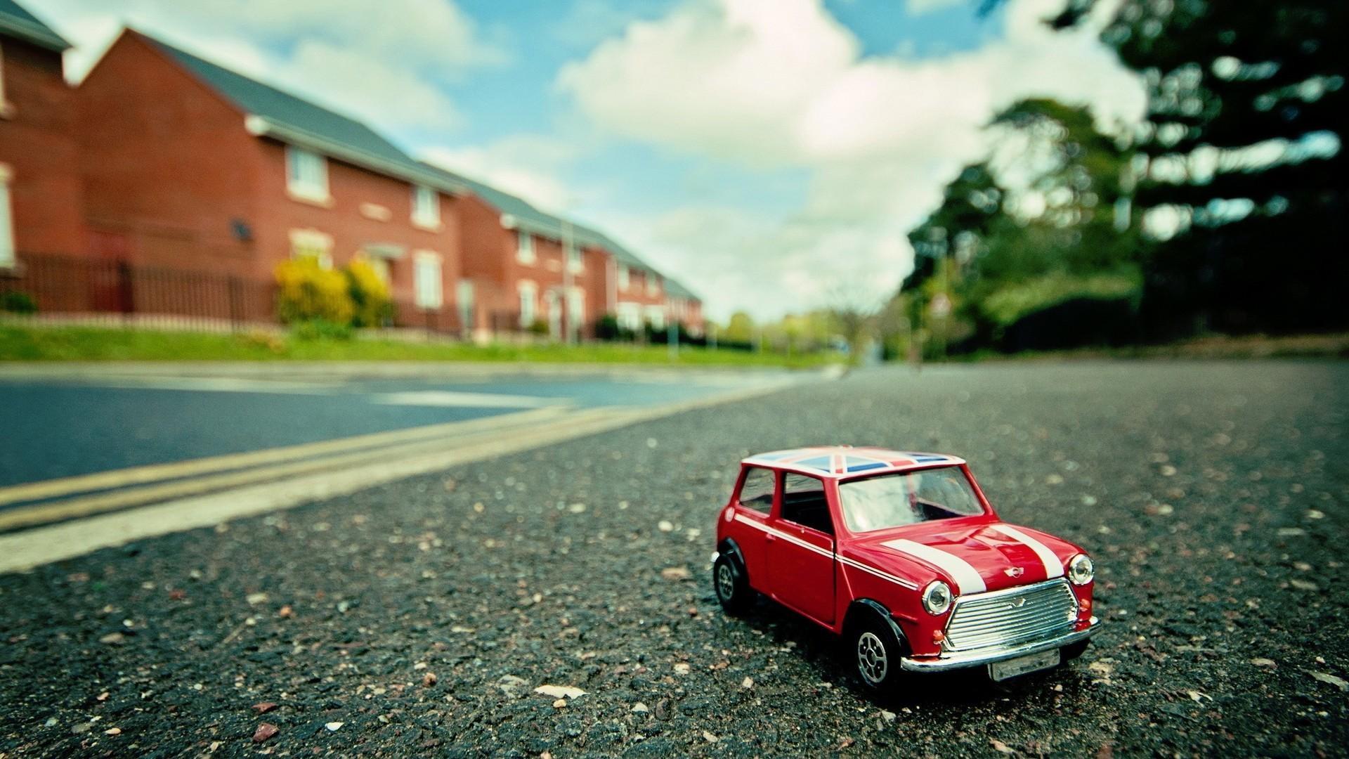 Macro toys photo