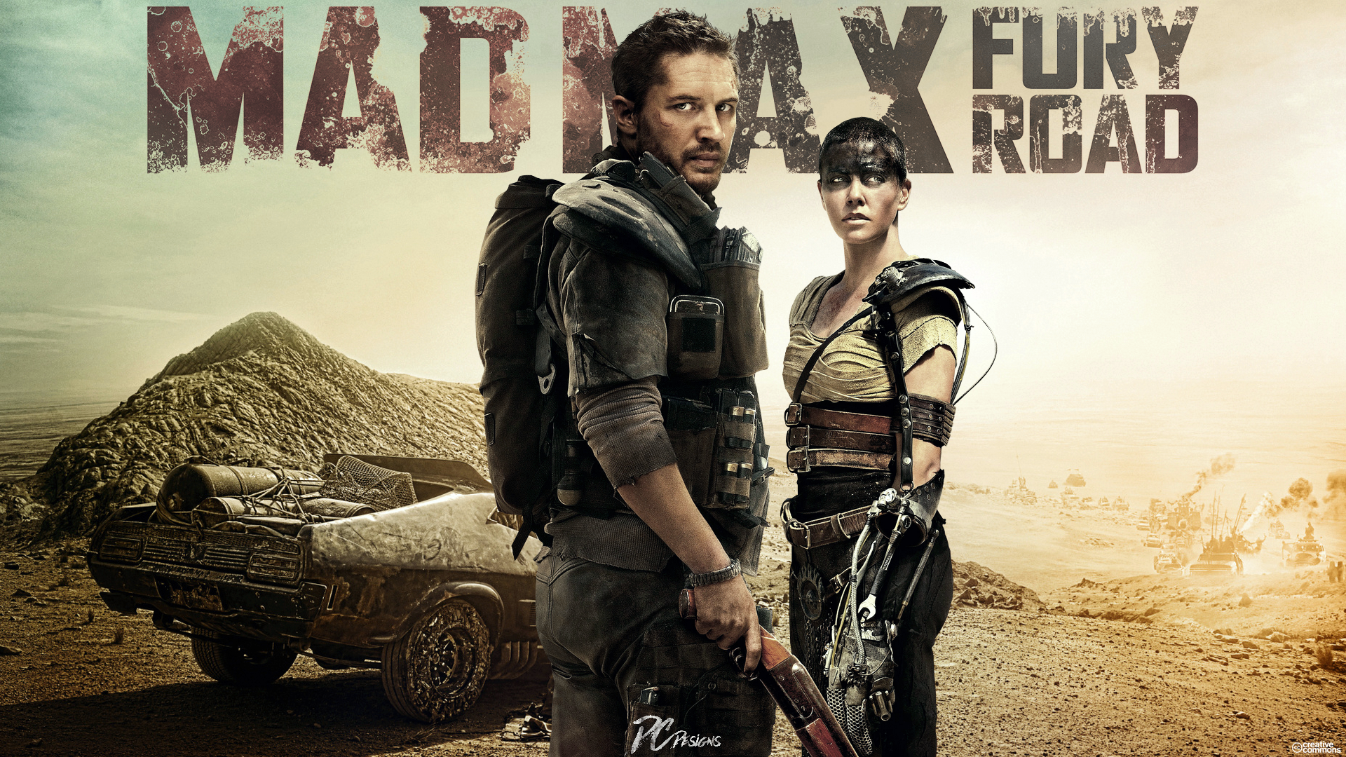 Review) Mad Max: Fury Road | I Am Your Target Demographic