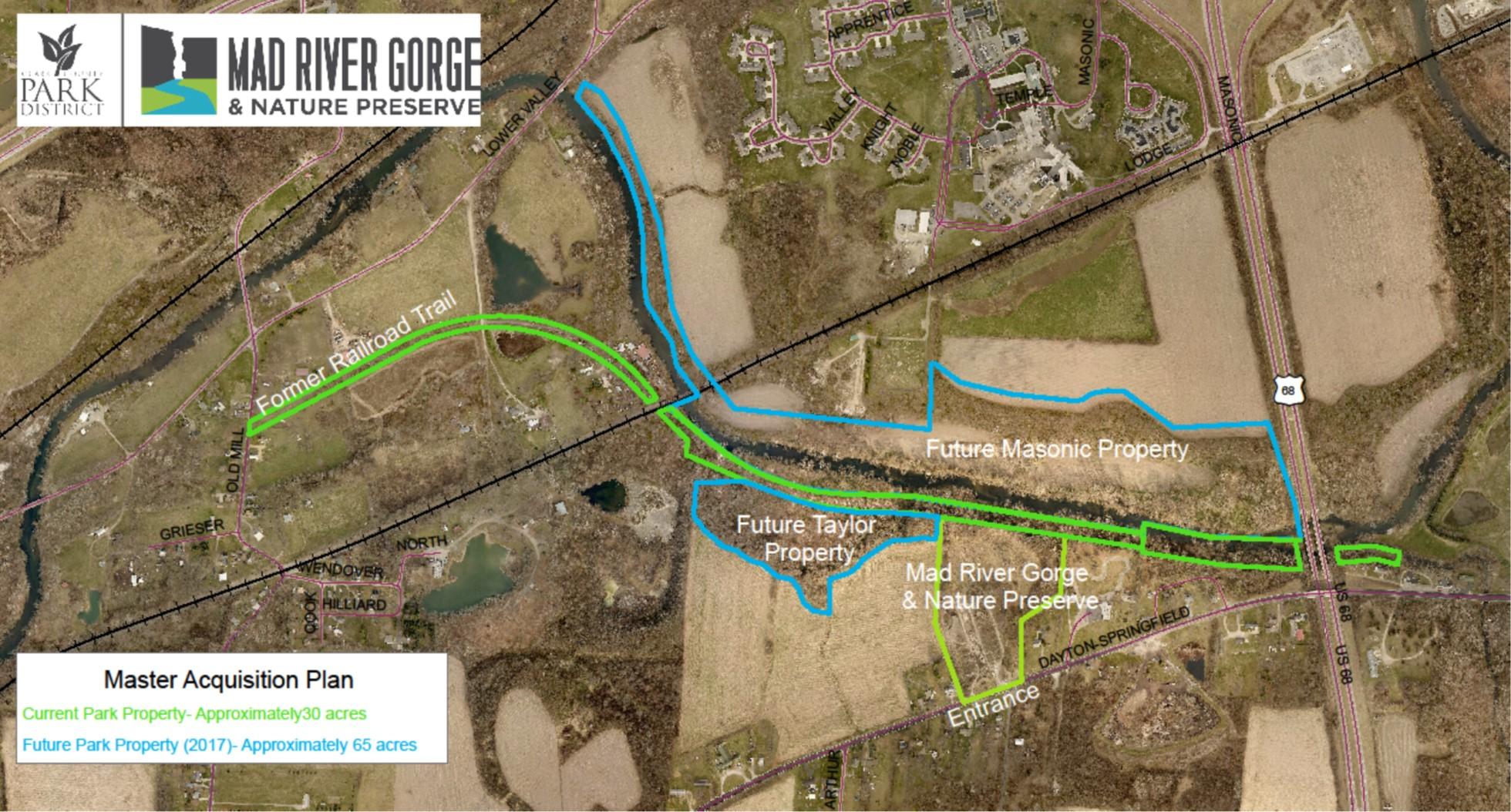 Mad River Gorge & Nature Preserve