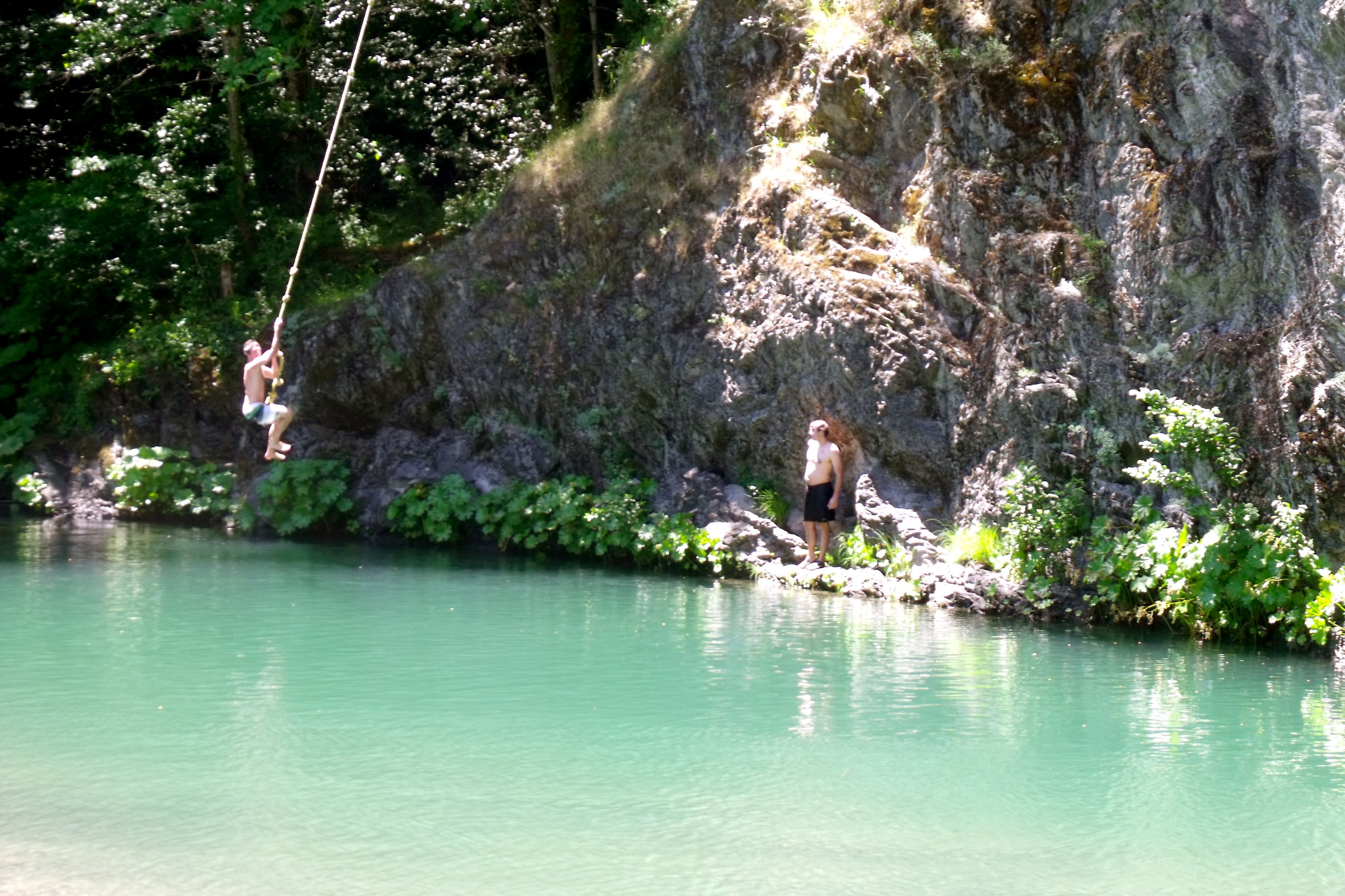 Best rivers and swimming holes to swim in northern California:Mad ...