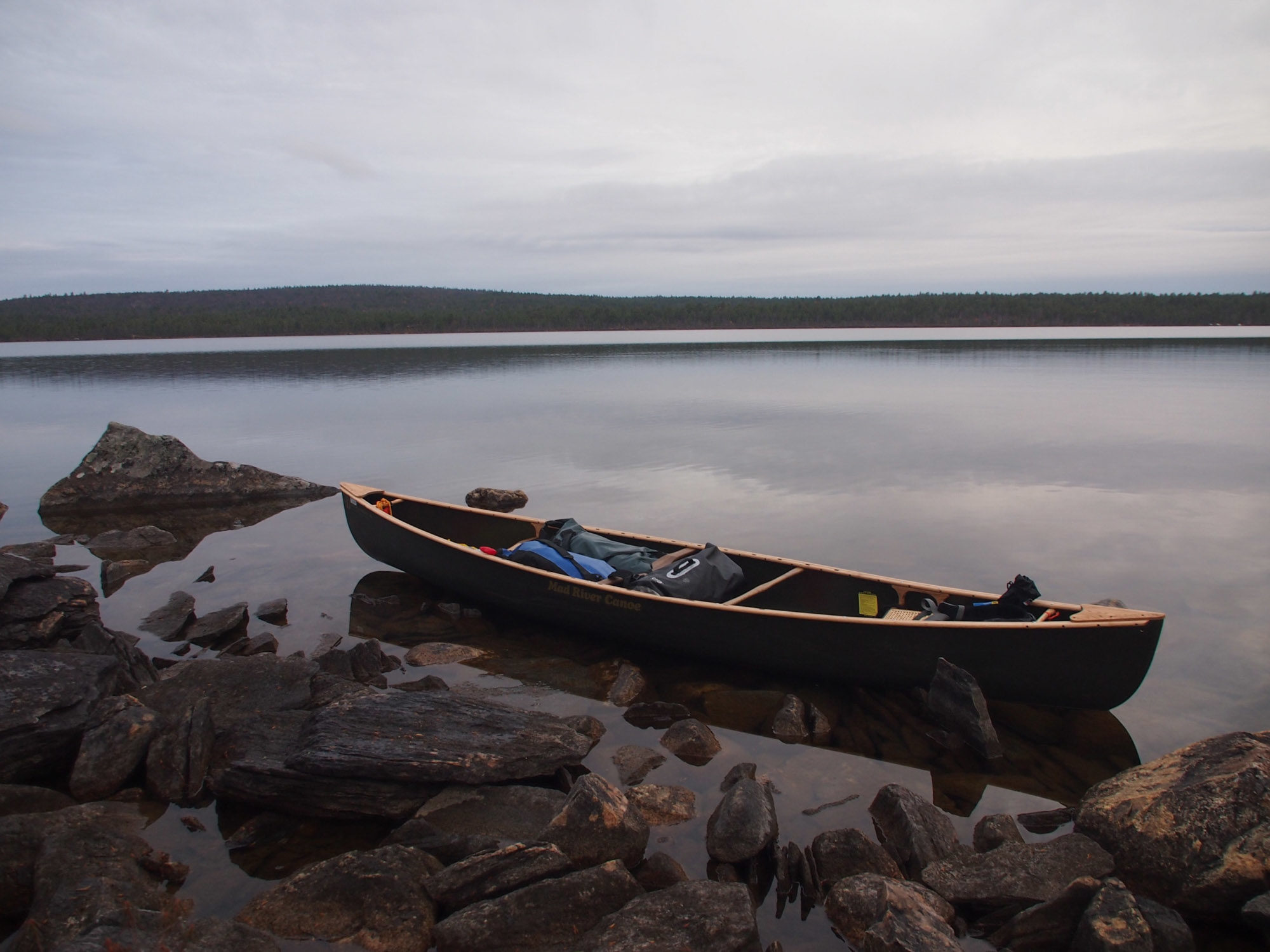Mad River Journey 167 / Natura Viva