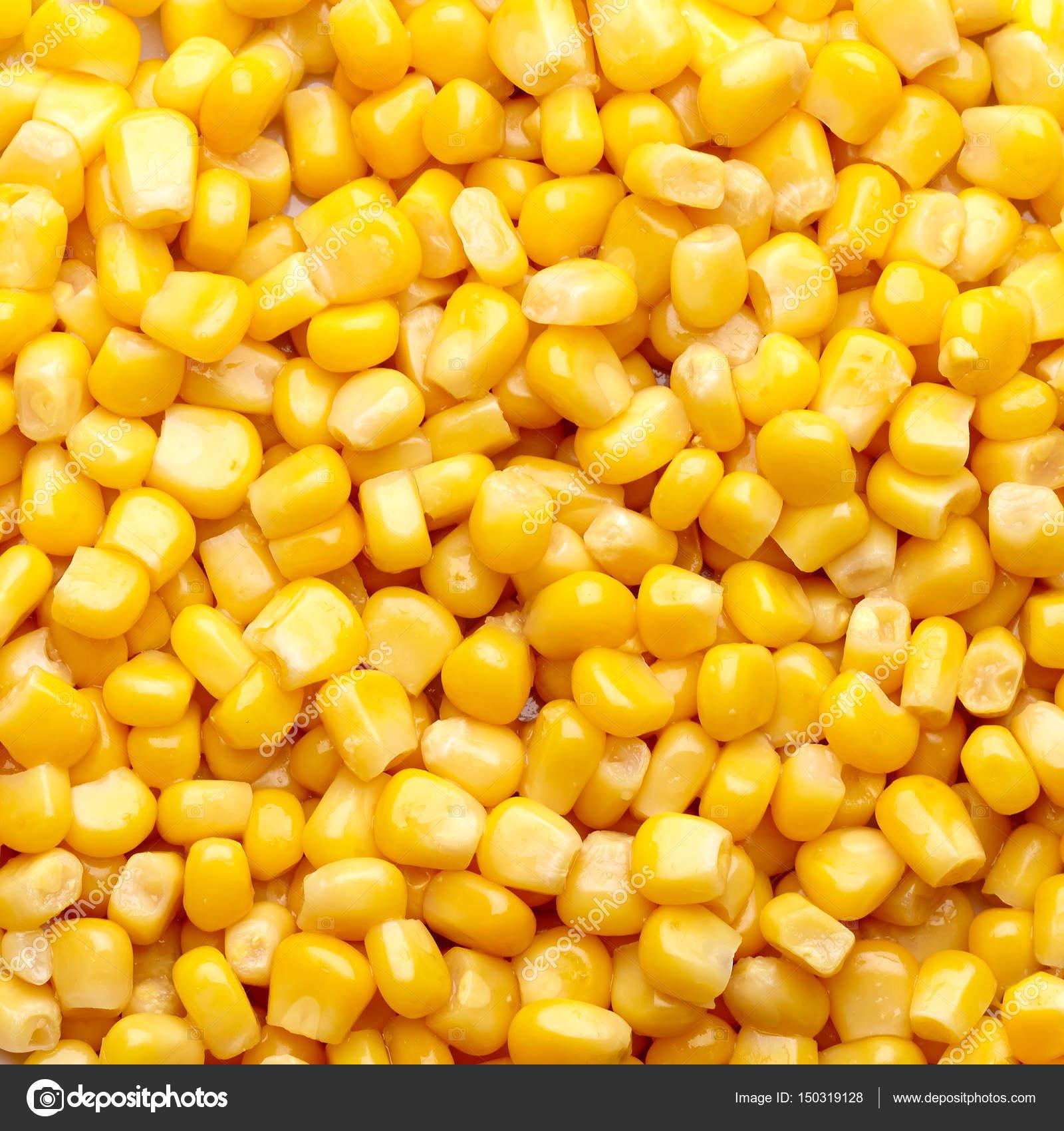 Corn grain texture. Top view — Stock Photo © plaplusha@gmail.com ...