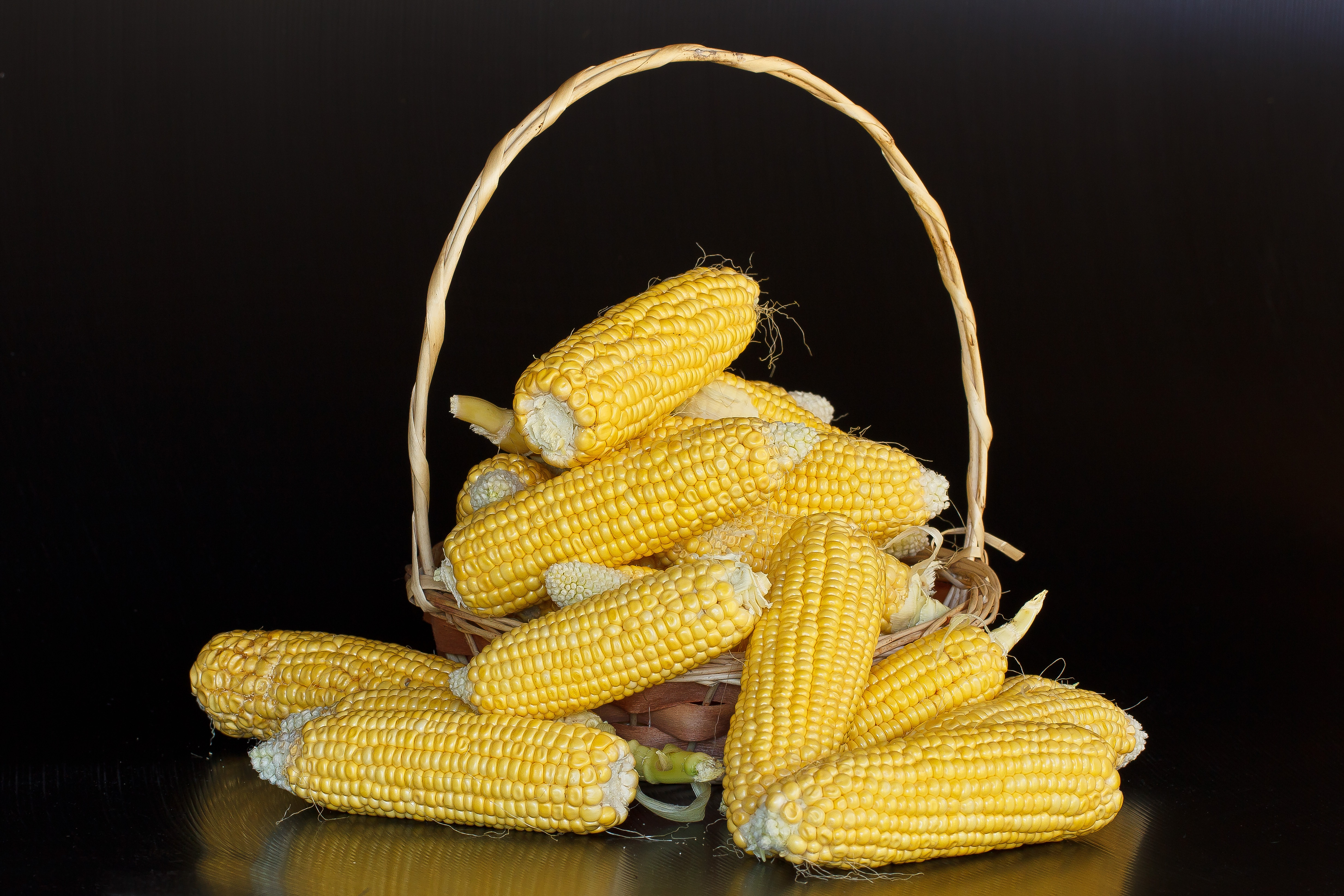 Maize, Corn, Food, Fresh, Tasty, HQ Photo