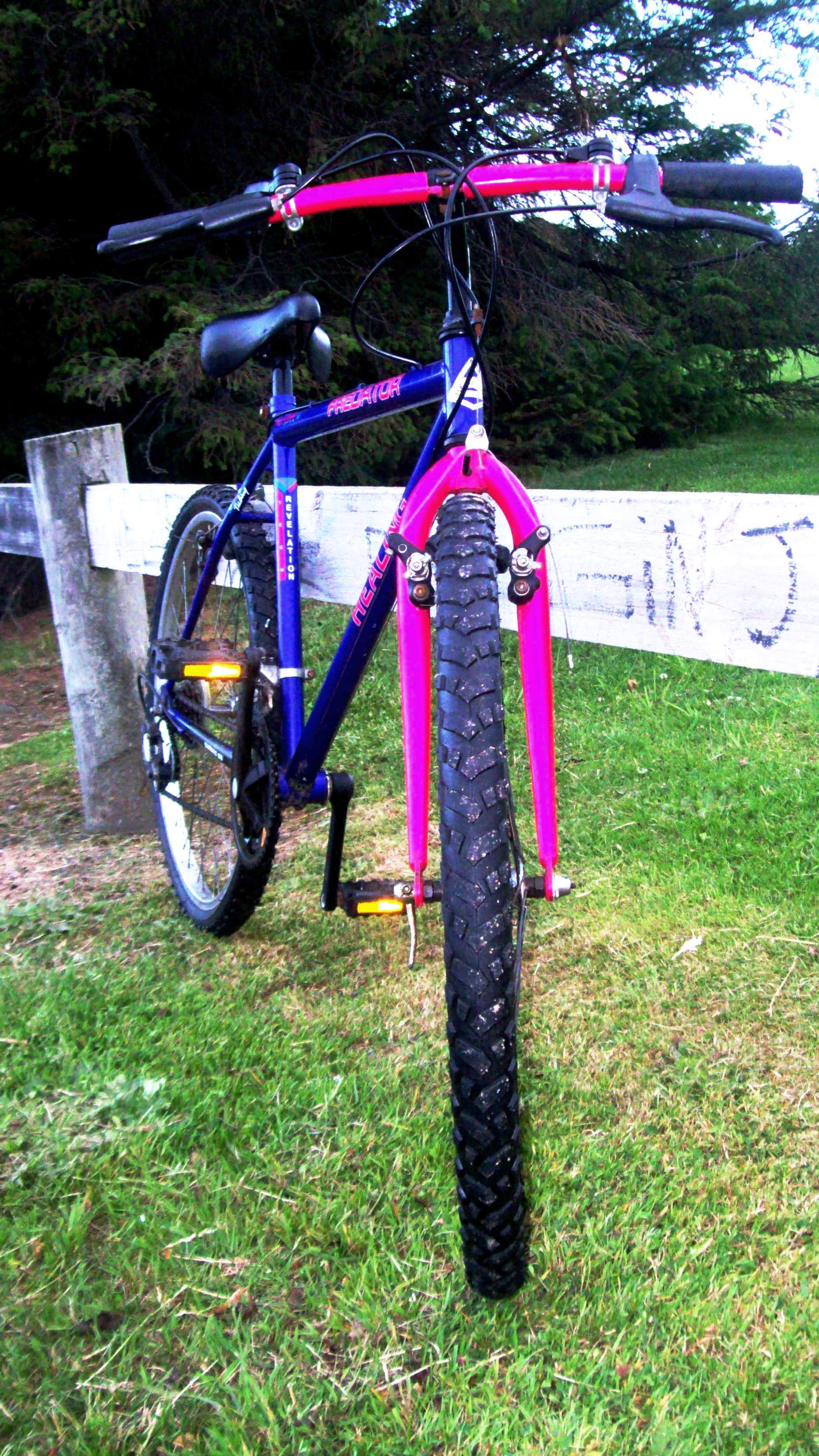 Majas gender coded  Healing Predator Bik, Activity, Ride, Outfit, Paint, HQ Photo