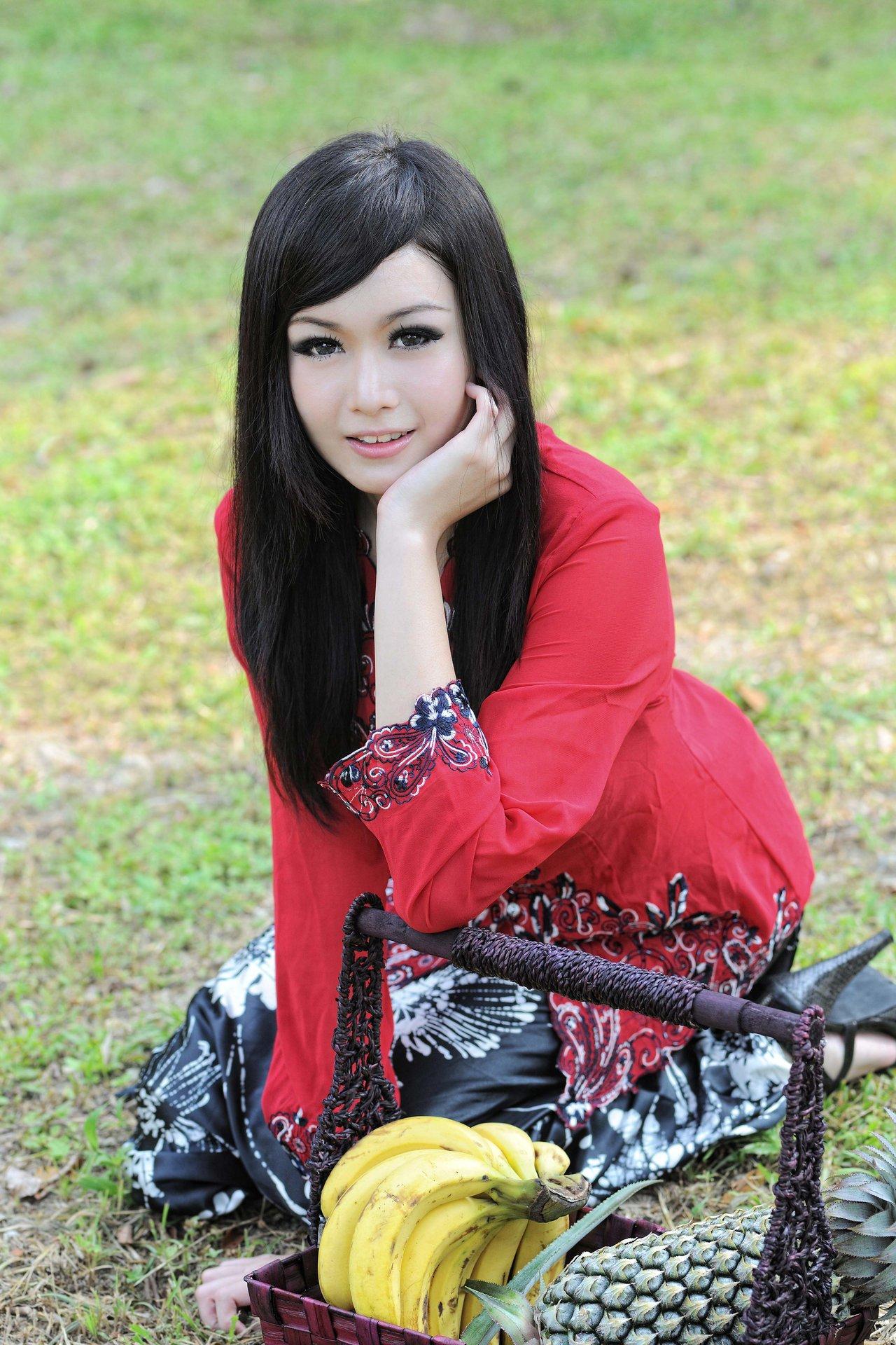 Malaysian chinese girls