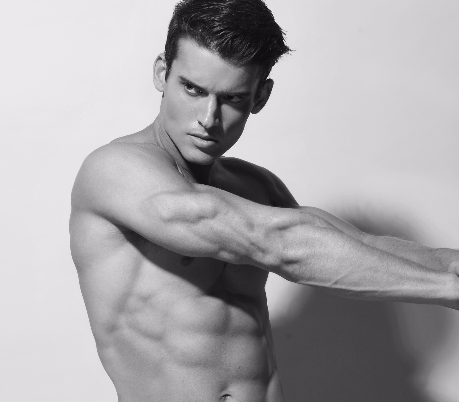 Interview with Elite Male Model - Frank Englund • Andres.Fitness