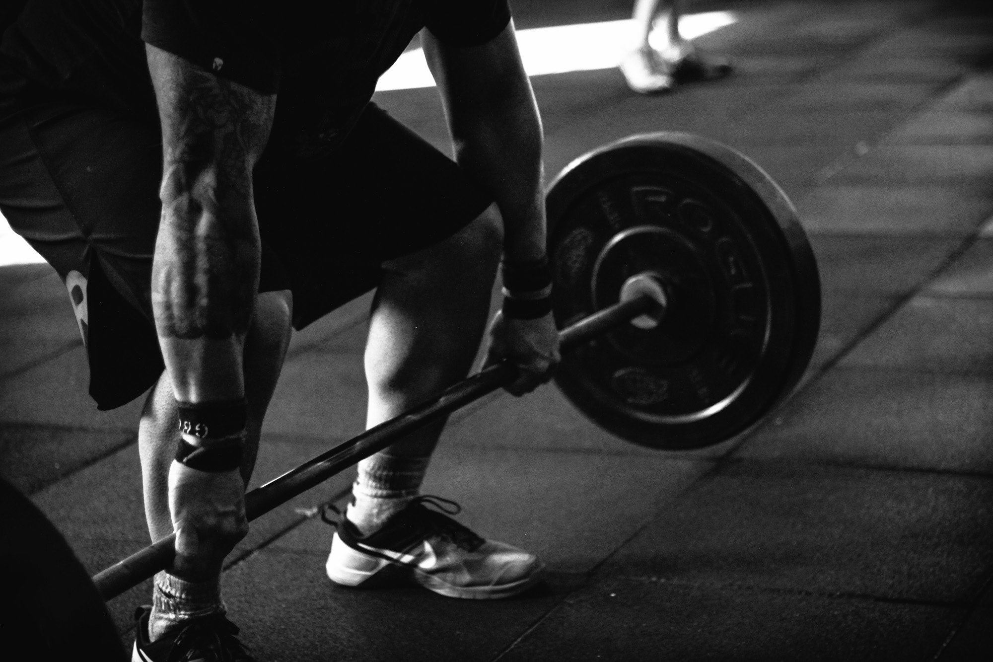 Man Carrying Barbel, Barbell, Gym, Weightlifting, Training, HQ Photo