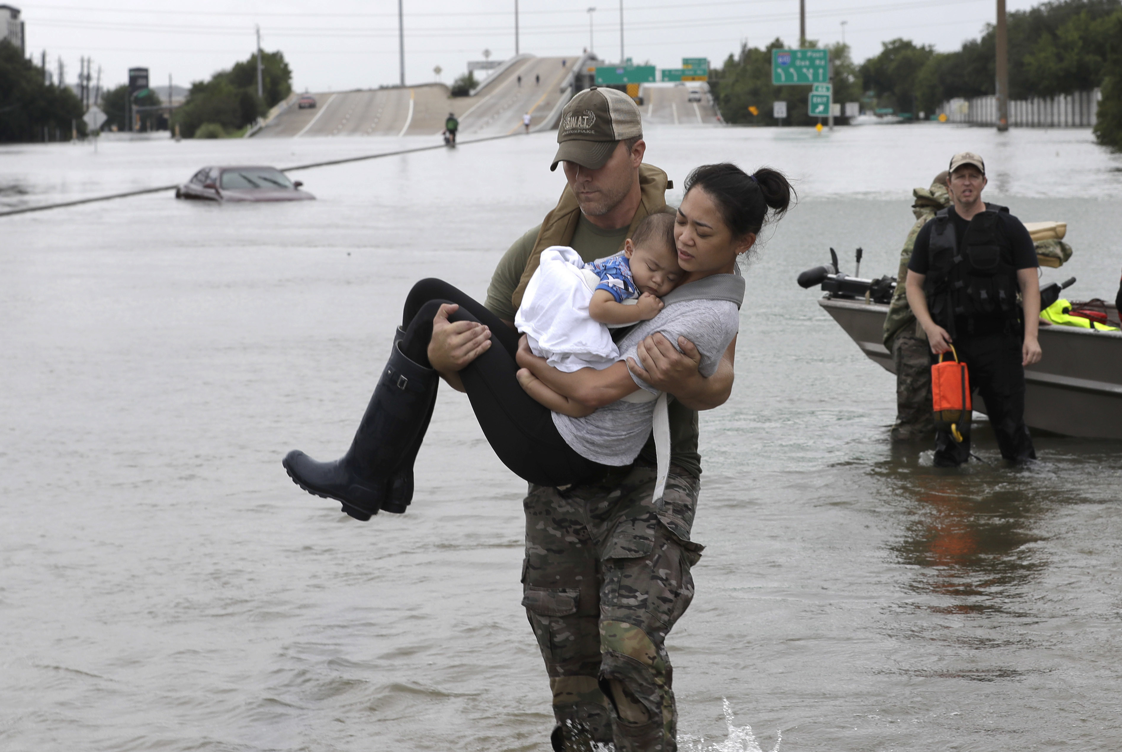 Hurricane Harvey: How Twitter Responded to Sexist Tweet | Fortune