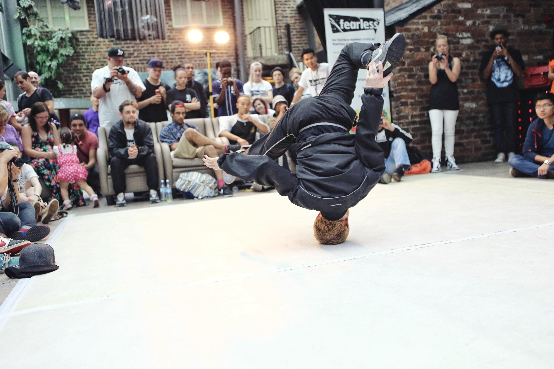 Man Head Spin, Performer, Males, Man, Modern, HQ Photo