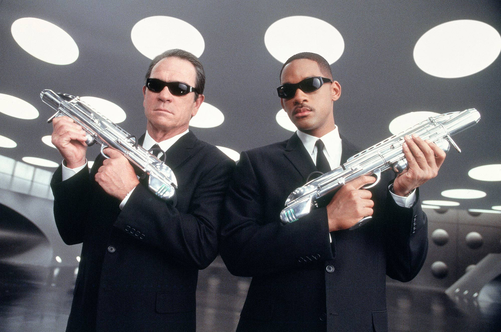 Men In Black 4 will feature a woman in black...