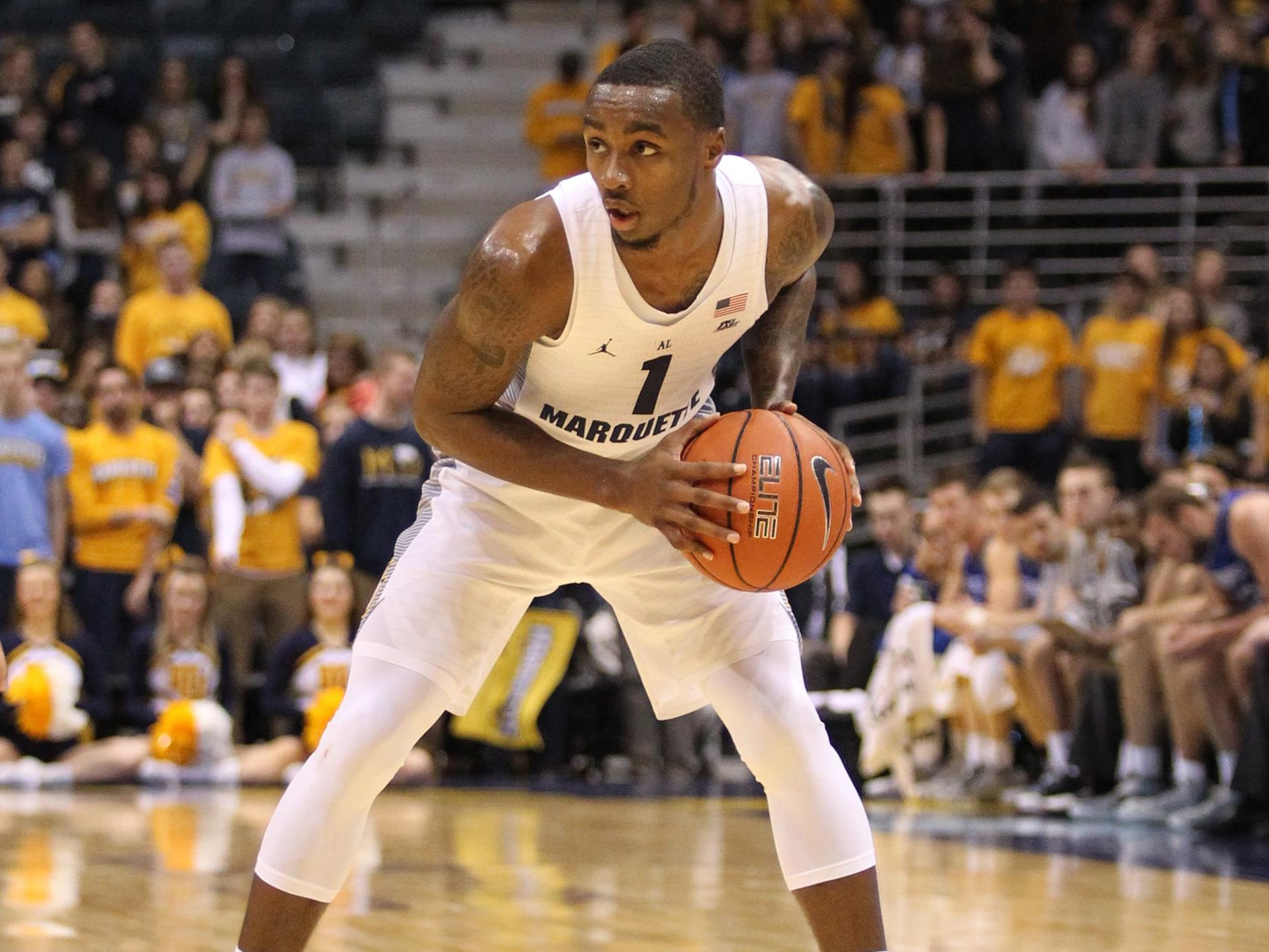 Men's Basketball Adds Marquette Transfer Duane Wilson - Texas A&M ...