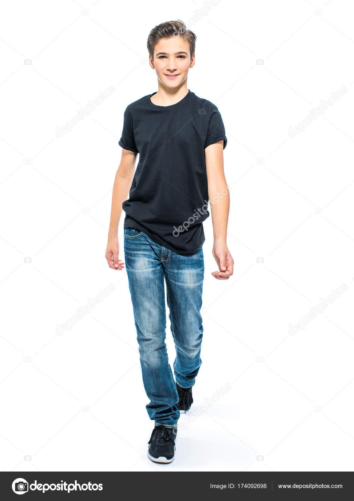 Man posing photo