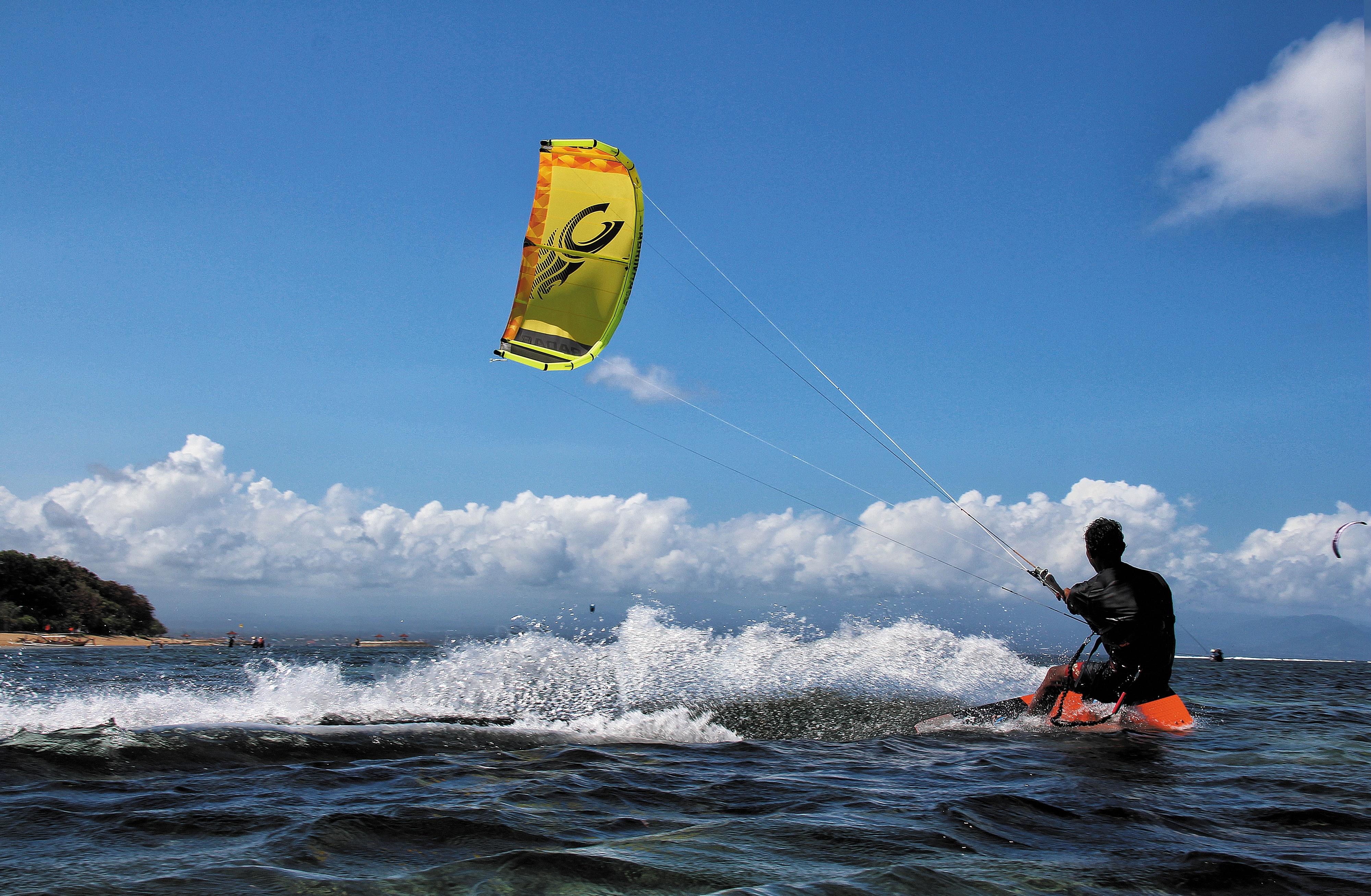 Man surfing on the Beach, Surfboard, Surfer, Surf, Splash, HQ Photo