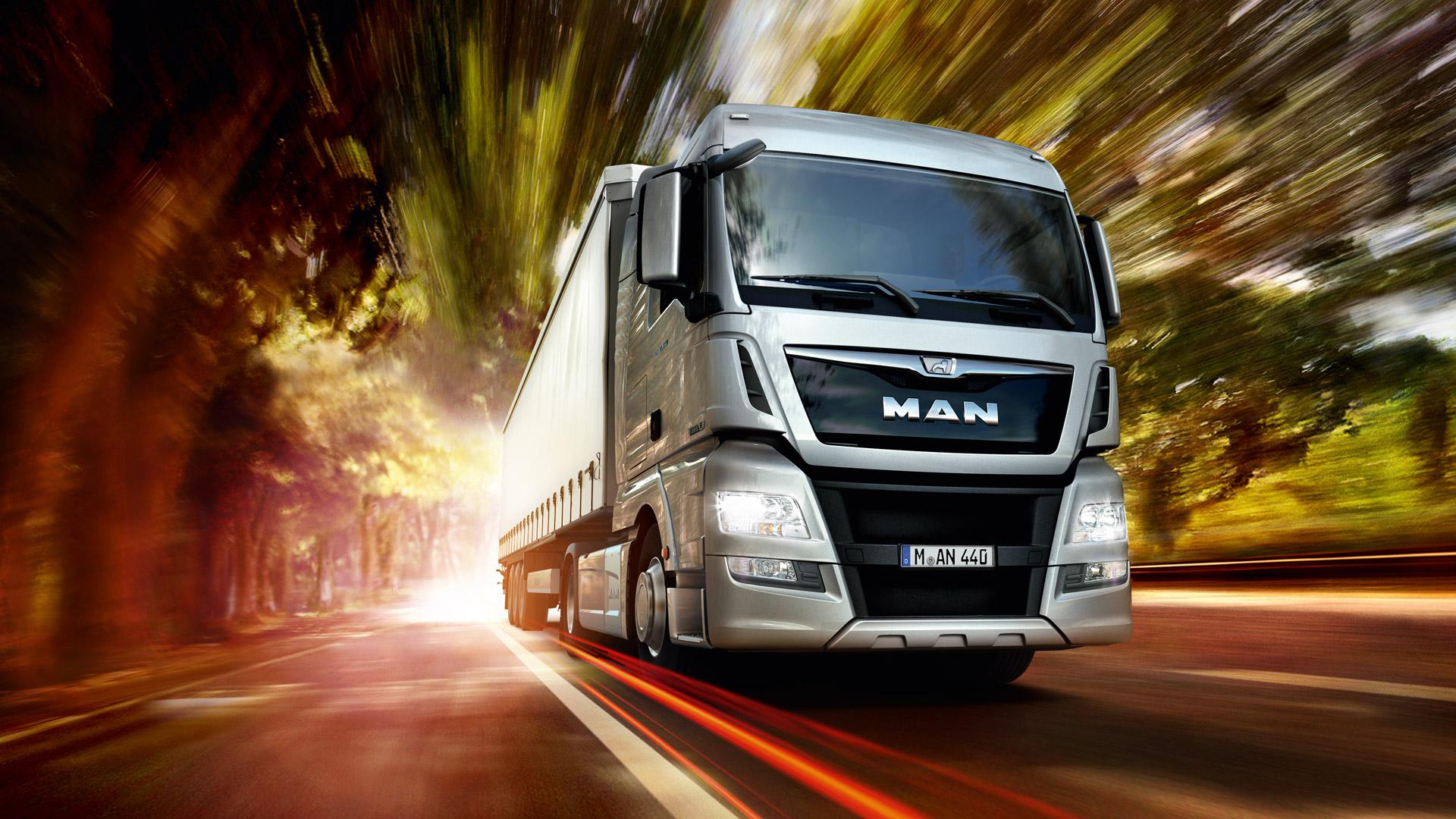 MAN Trucks | Hartwigs