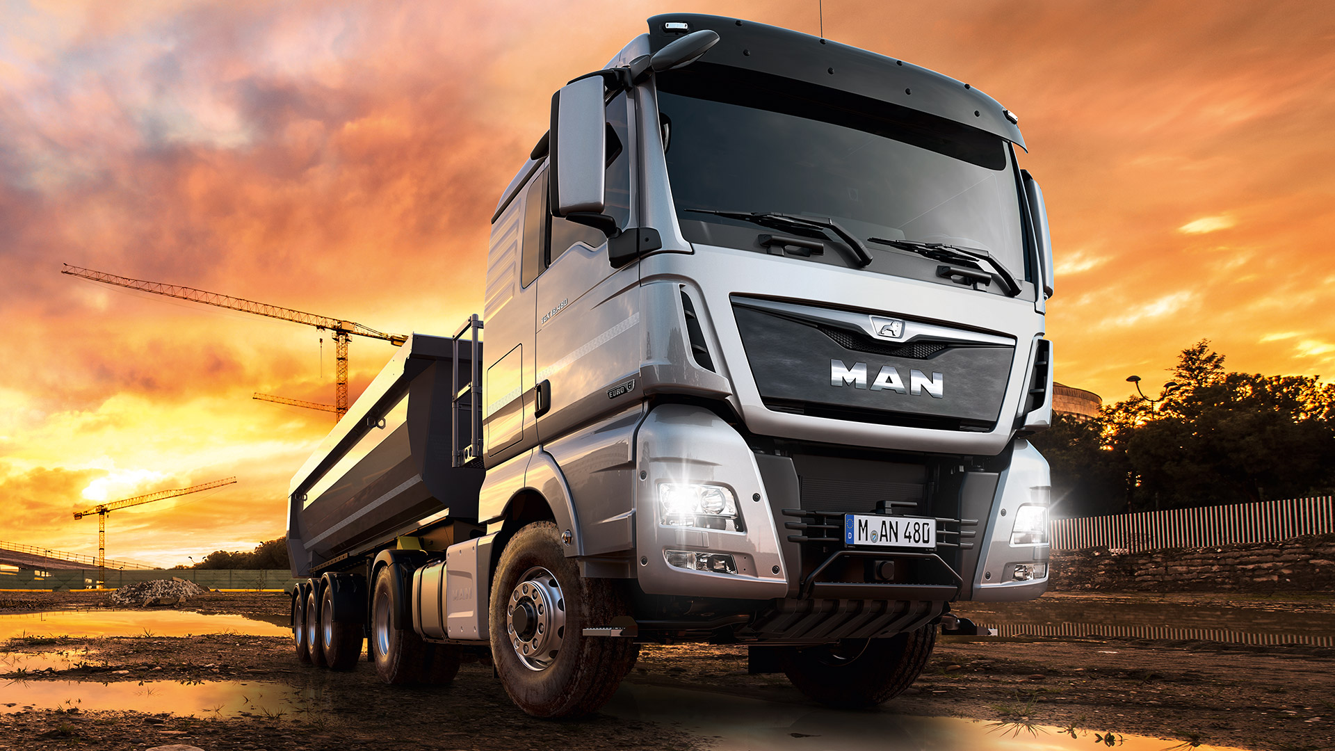 MAN Trucks | Hartwigs