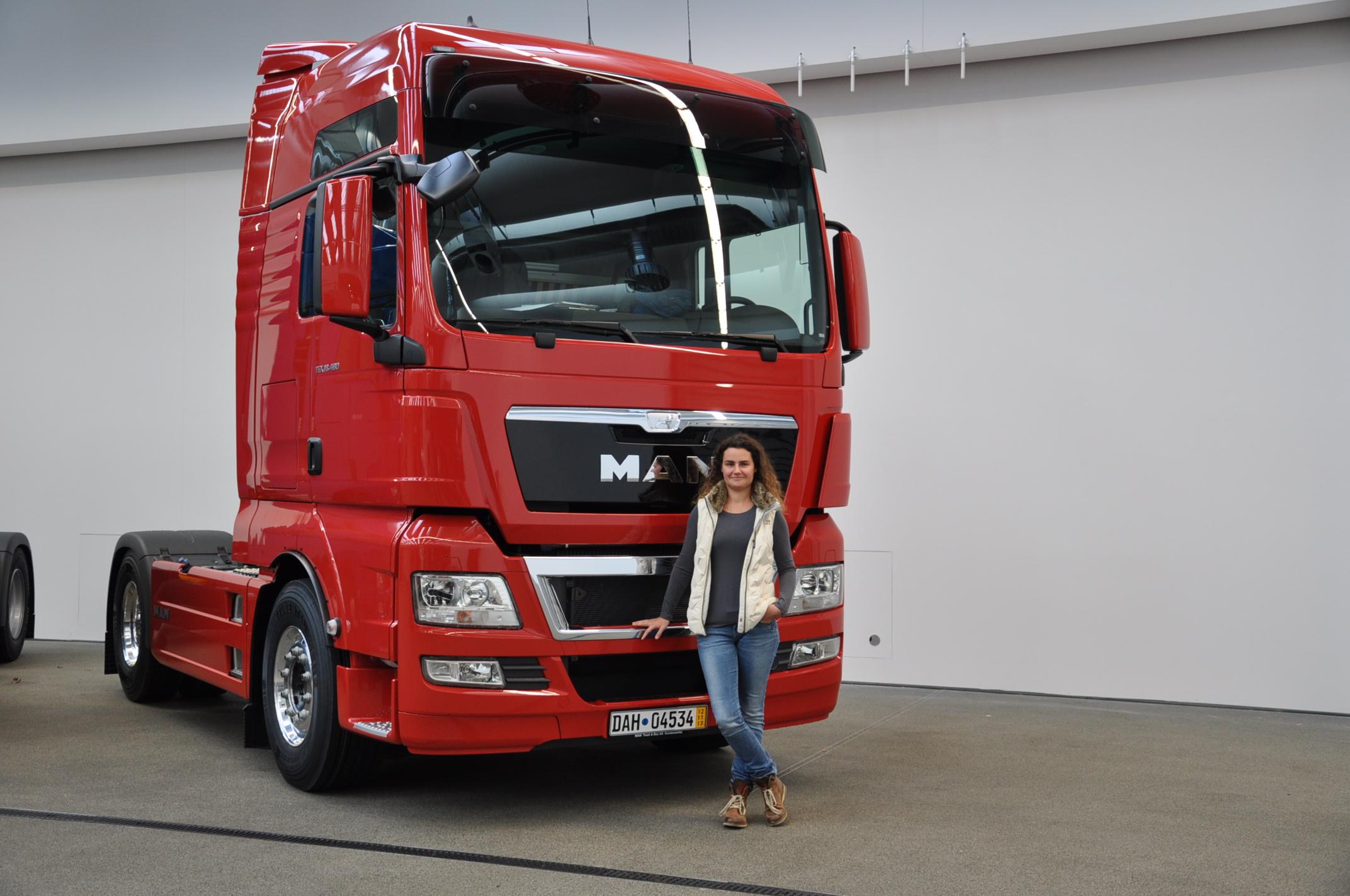 Impressions | MAN Truck Germany