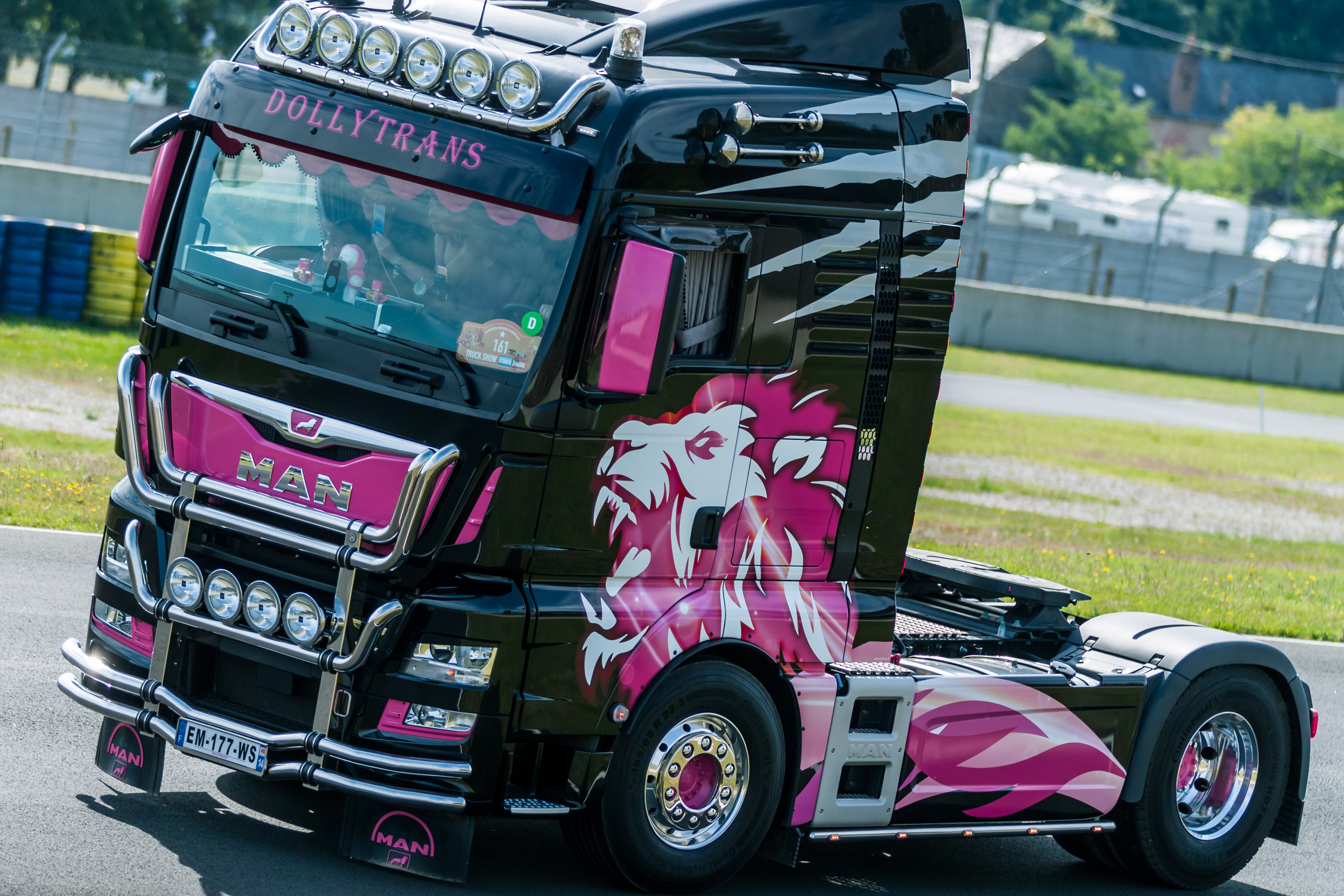 MAN Truck Pictures & Logo HD Wallpapers - TGX Tuning Show Galleries