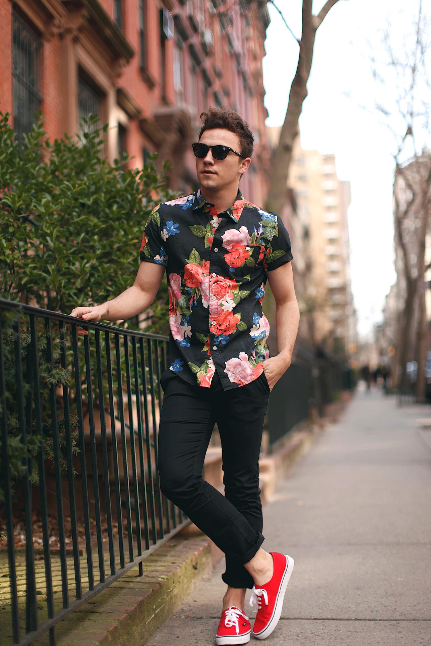 Scout Sixteen - Pacsun Men's Floral Shirt | My Style | Pinterest ...