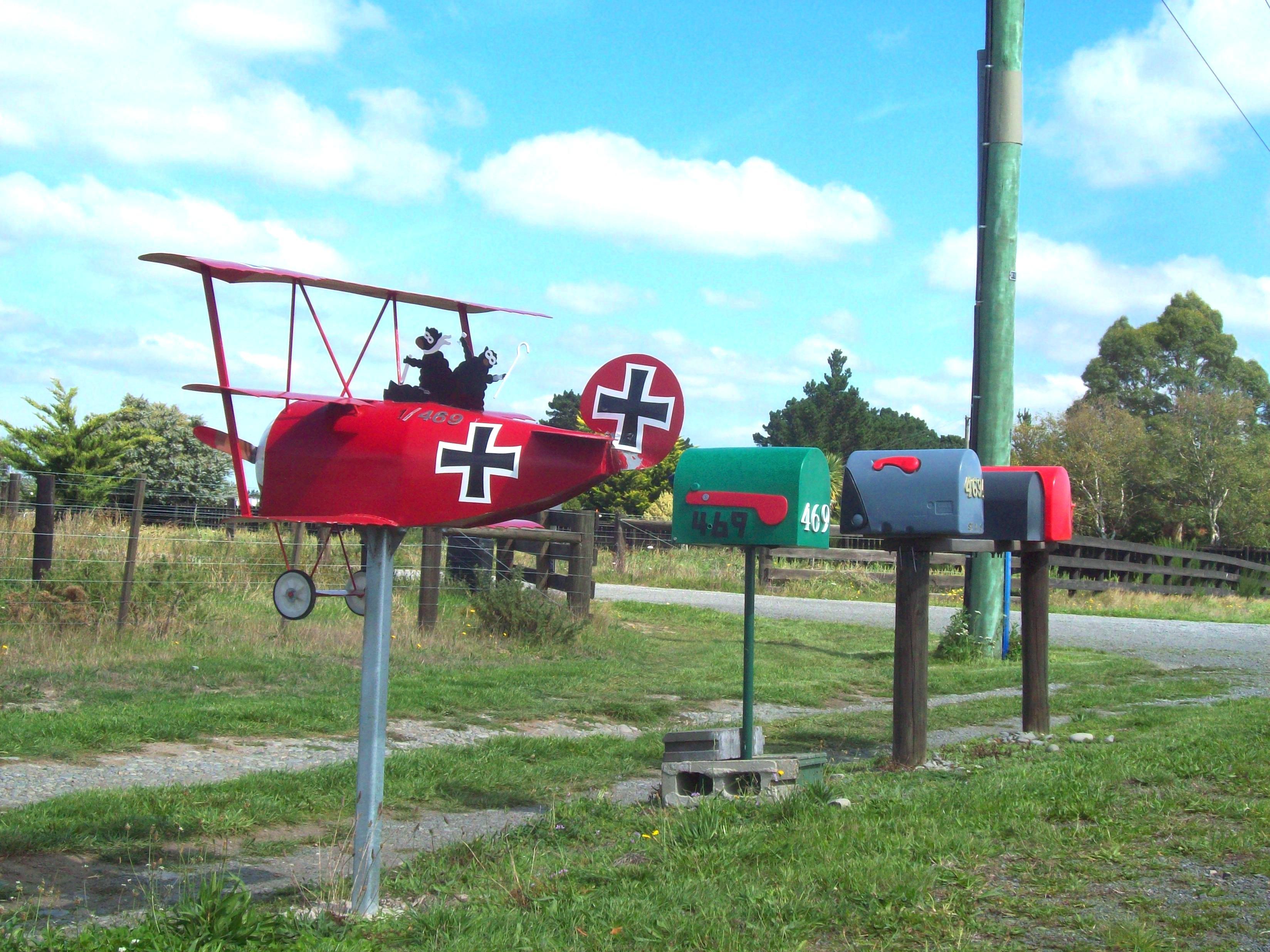 Manfred Albrecht Freiherr von Richthofen, Airborne, West, Stamp, Space, HQ Photo