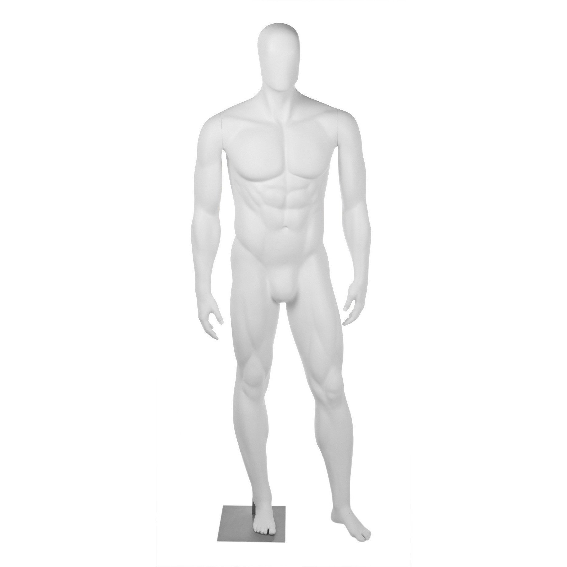 Jack- Athletic Male Football Full Form Mannequin by Fusion ...