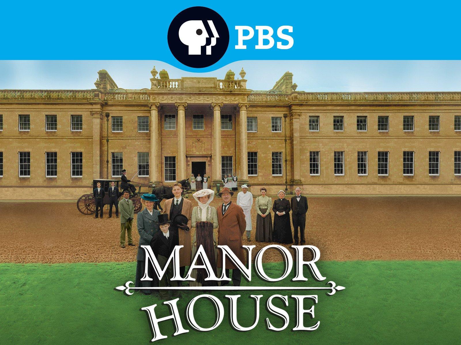 Manor house photo
