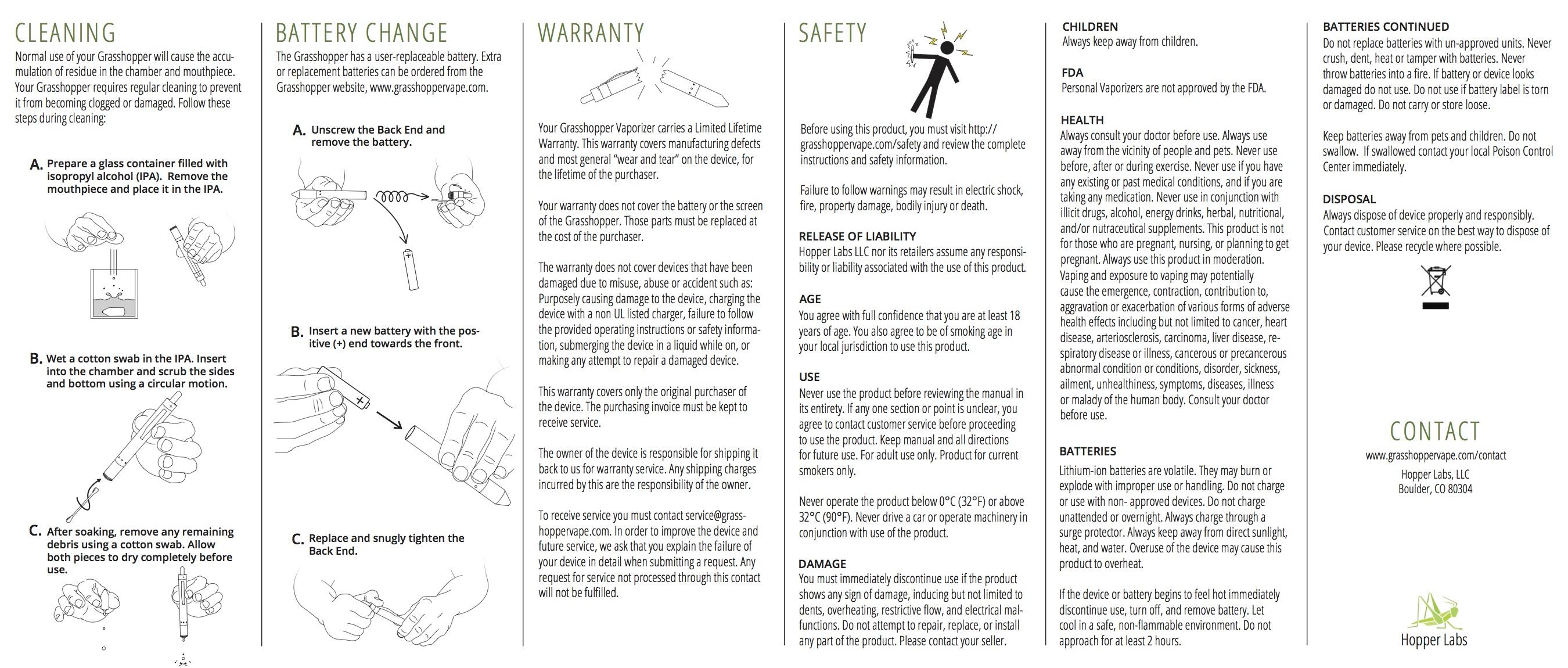 Grasshopper Manual | Grasshopper