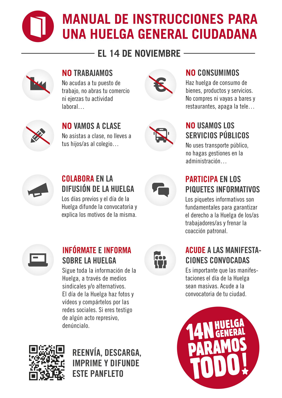 File:Manual para una Huelga Ciudadana 14N.jpg - Wikimedia Commons