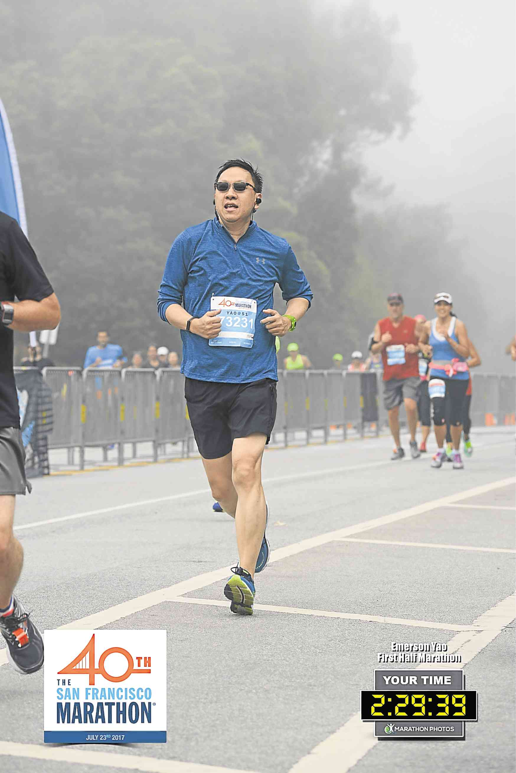 How Emerson Yao became a marathon runner after 50 | Inquirer Lifestyle