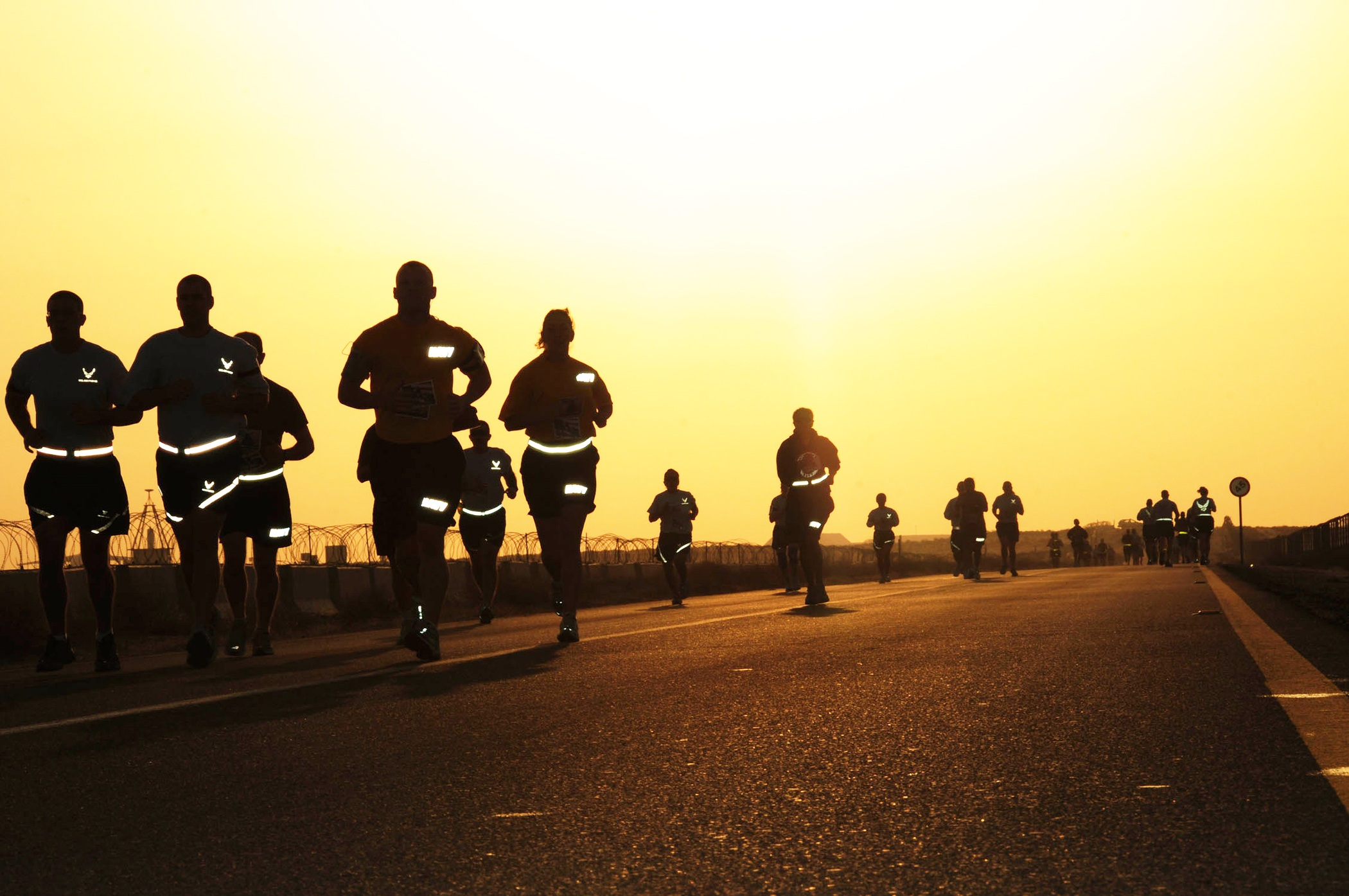 Marathon Runners, Activity, Competition, Fit, Human, HQ Photo