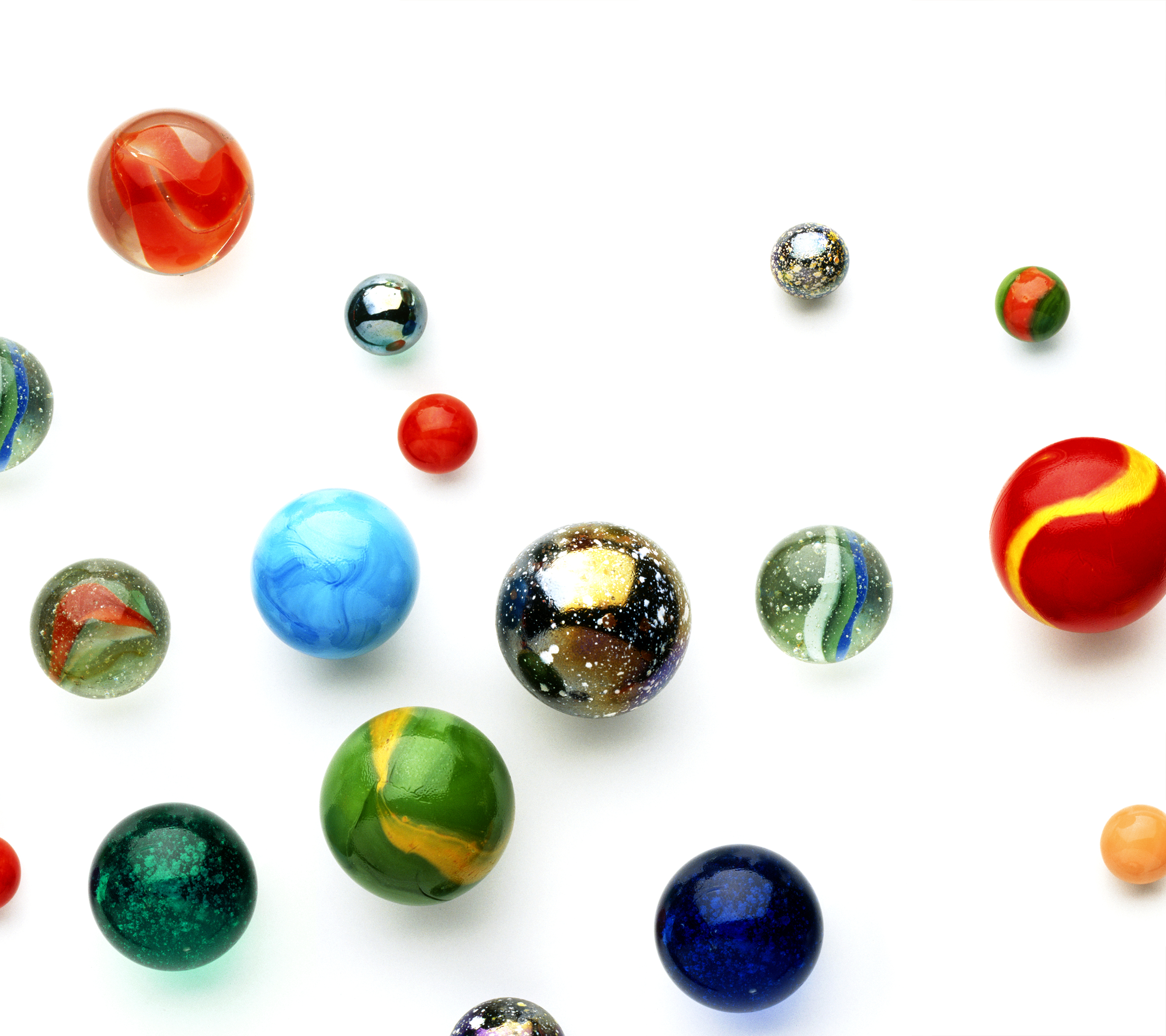 Wallpaper Marble balls, HD, Stock, Android, Photography, #8178