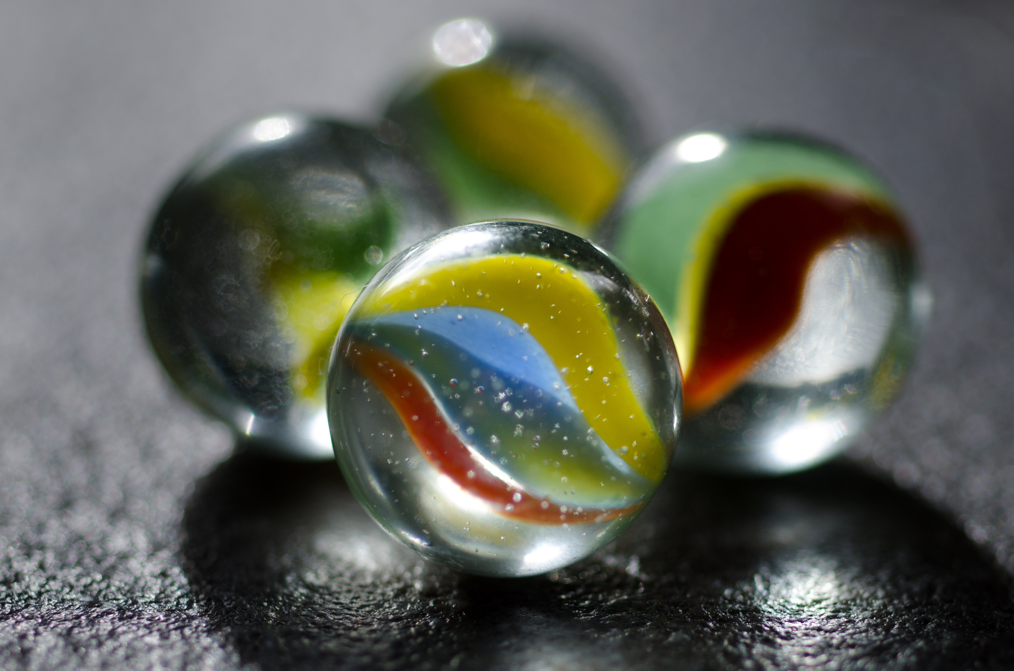Marble Balls, Ball, Decorated, Decoration, Marble, HQ Photo