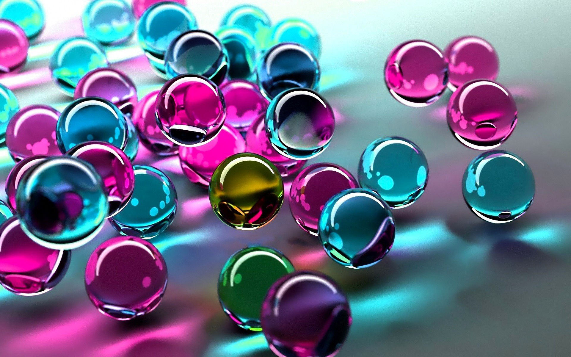 Marbles wallpaper photo