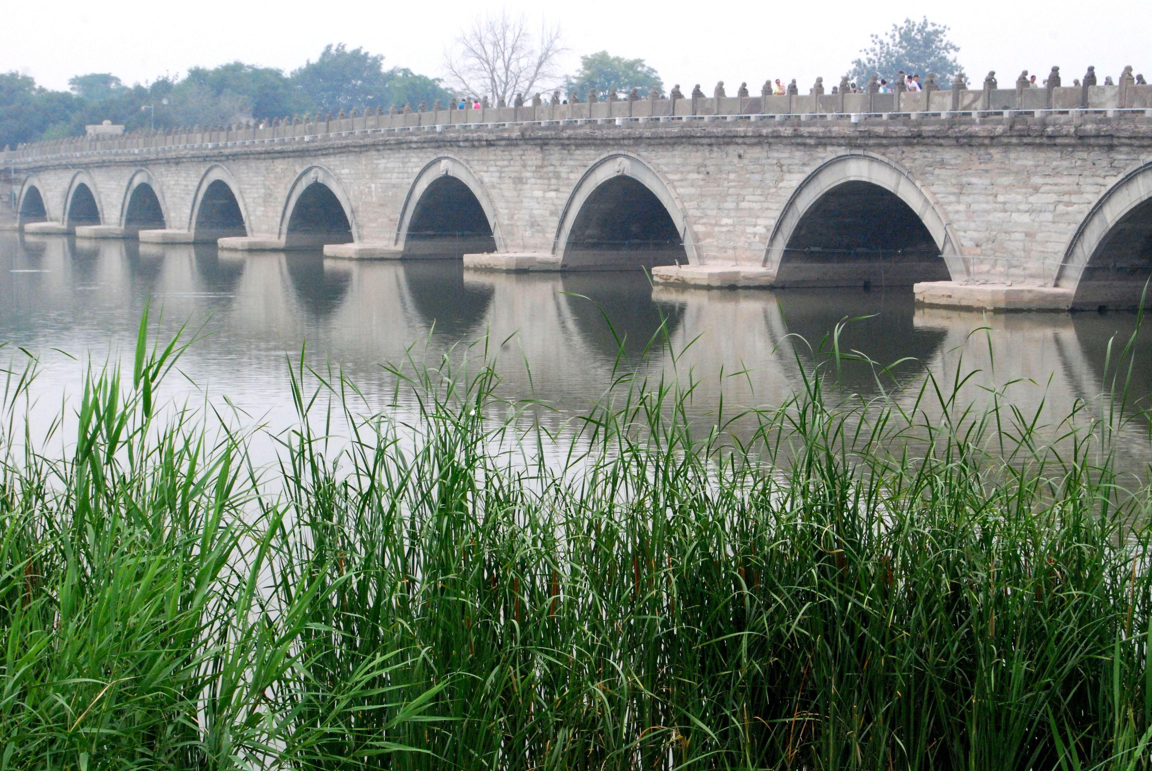 Lugouqiao – the Marco Polo Bridge | JASMINE TEA & JIAOZI