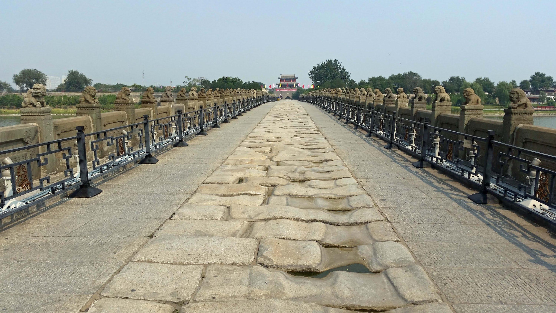 Marco Polo bridge - Beijing China - YouTube