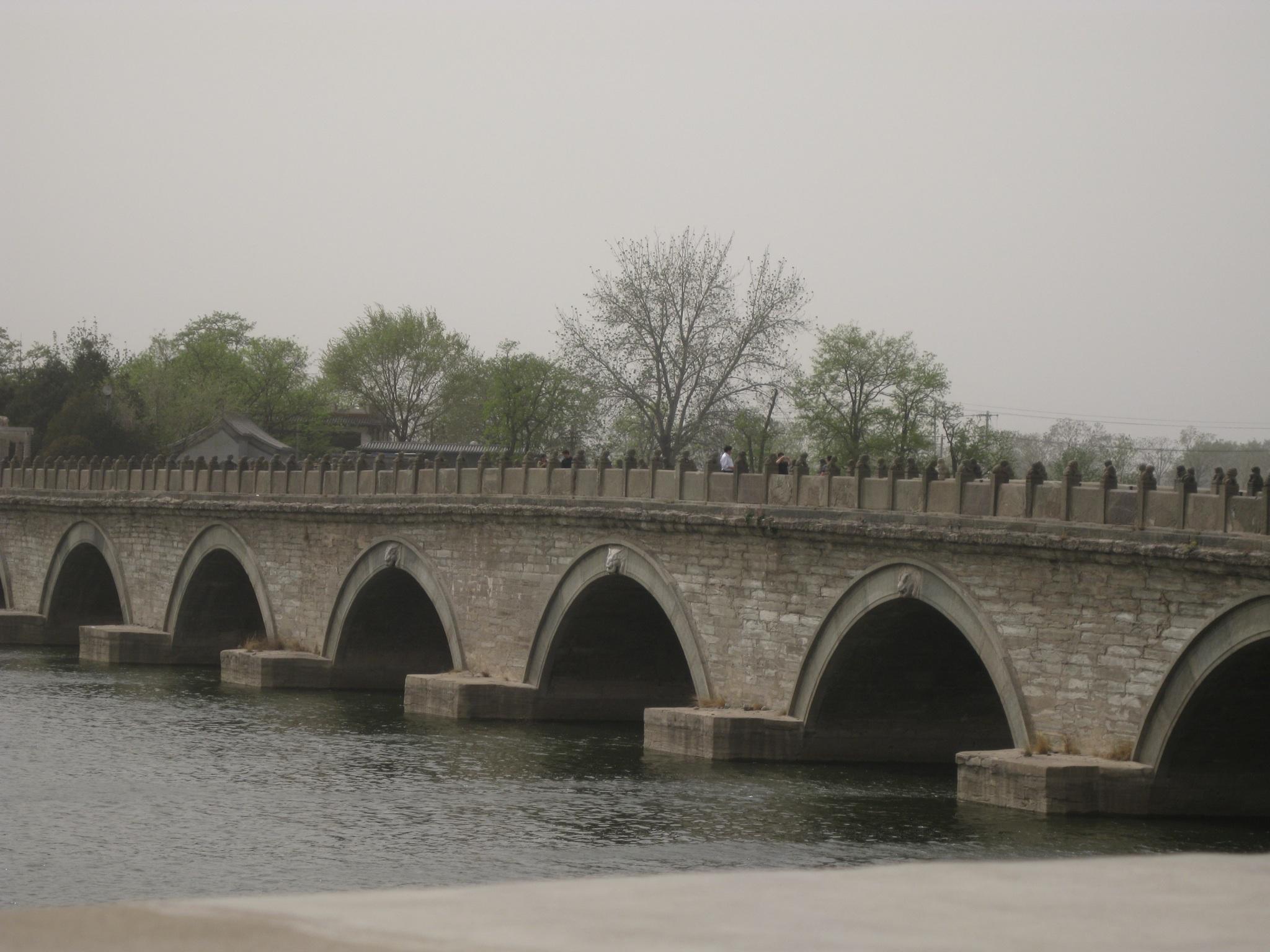 Marco Polo Bridge – Fengtai District – Beijing – PRC – 2010 | Sue's ...