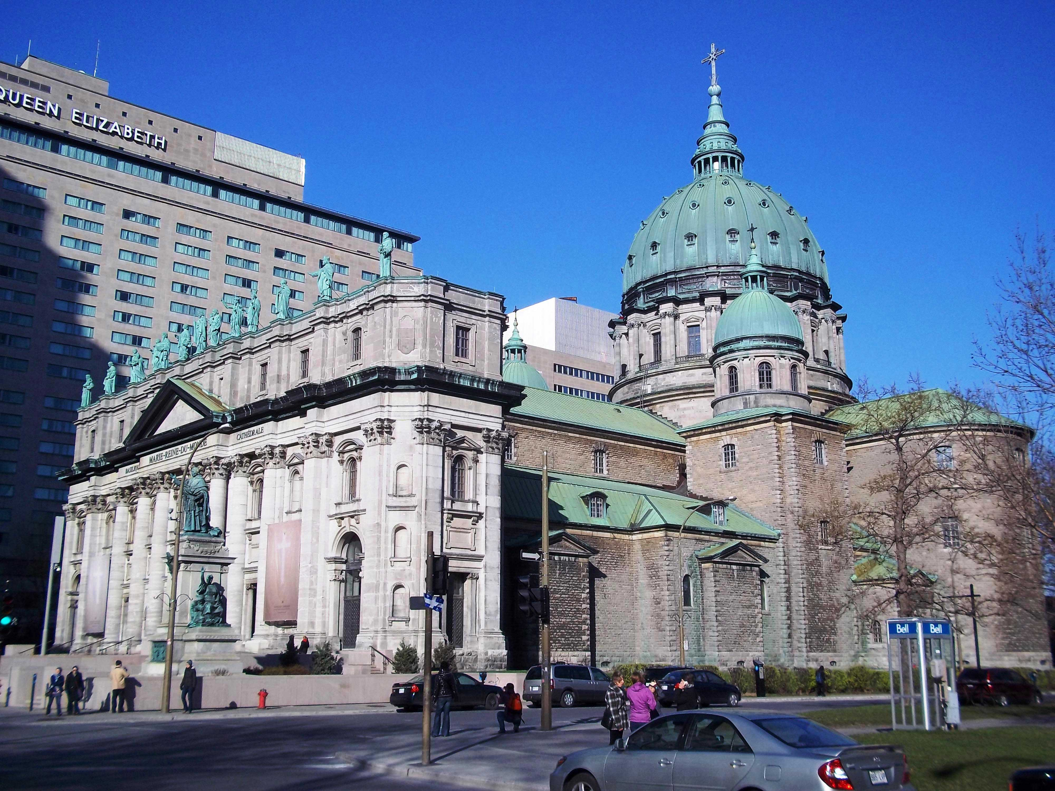 Mary, Queen of the World Cathedral, Montreal, Canada | CruiseBe